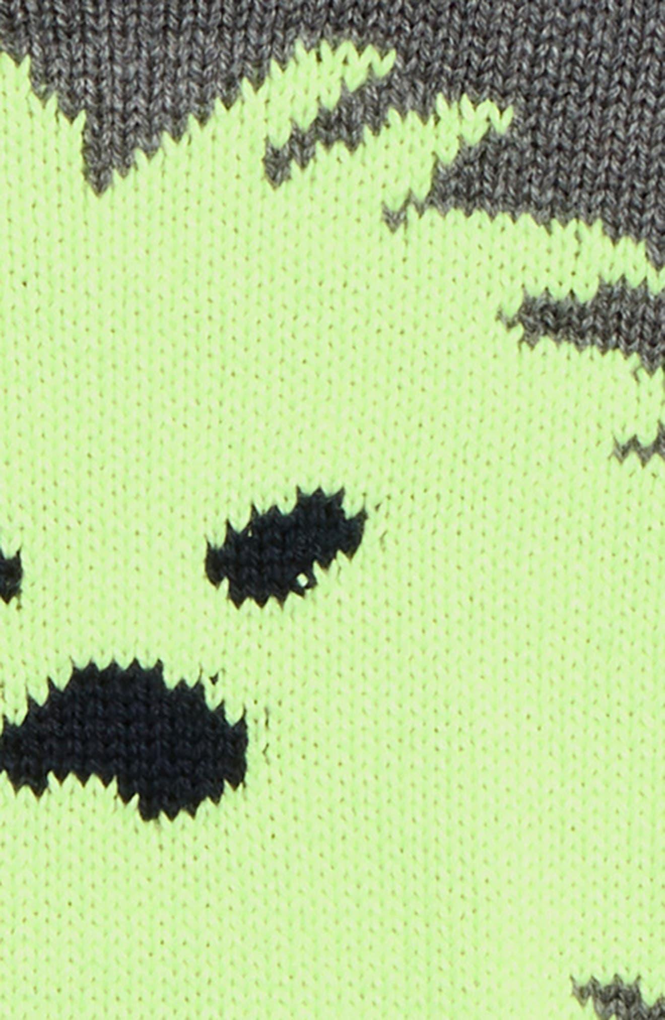 CREWCUTS BY J.CREW,                             Yeti Sweater,                             Alternate thumbnail 2, color,                             NEON GREEN