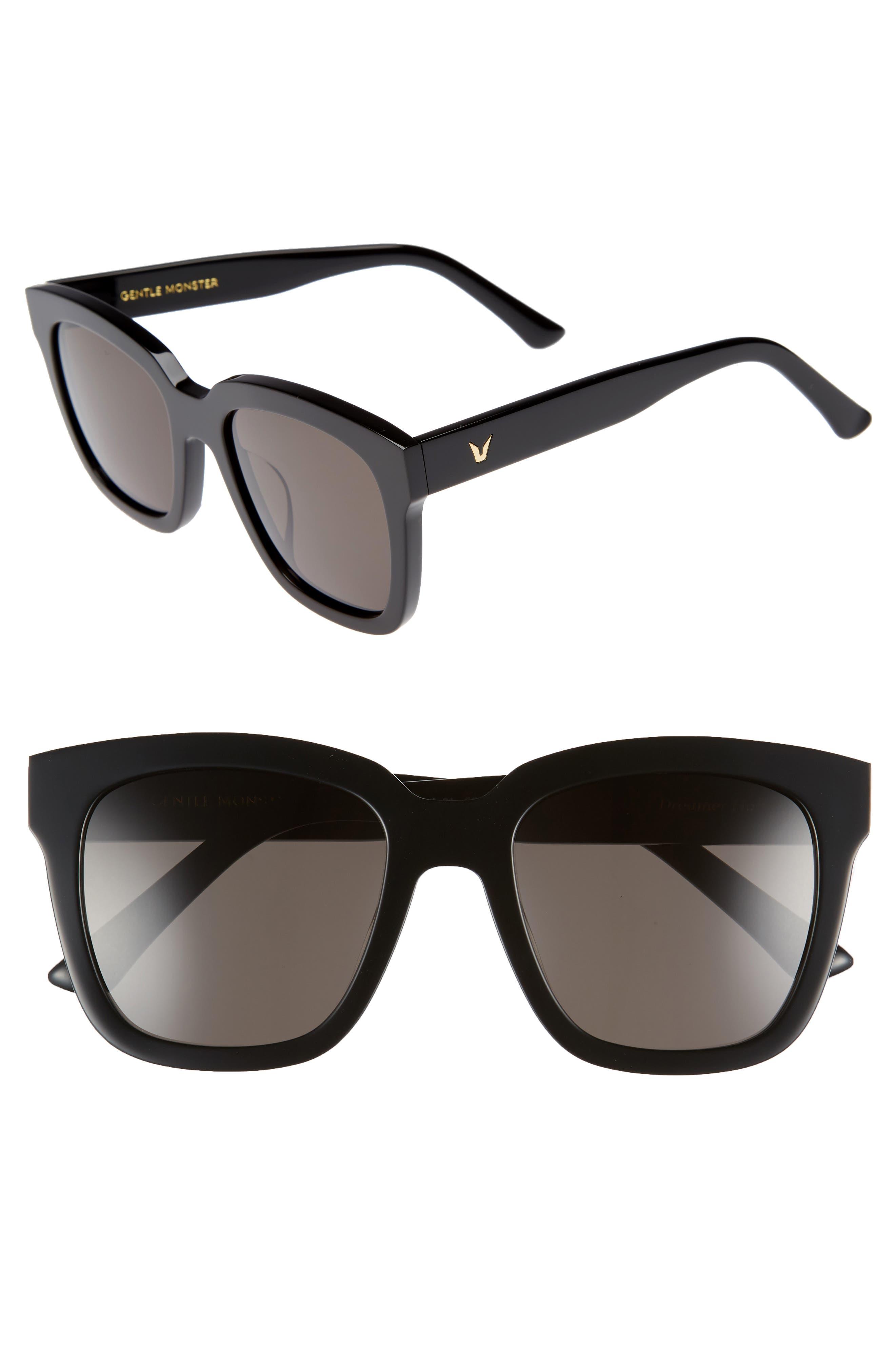 Dreamer Hoff 54mm Sunglasses,                             Main thumbnail 1, color,