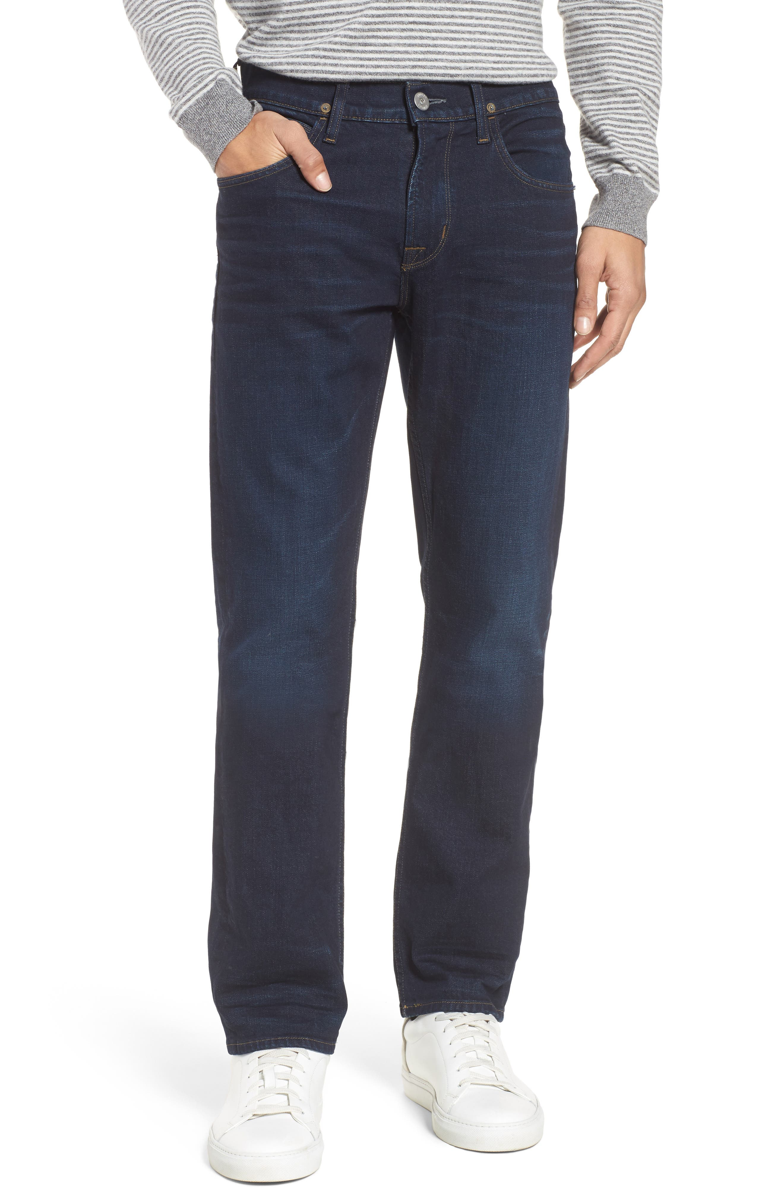 Byron Slim Straight Fit Jeans,                             Main thumbnail 1, color,                             405