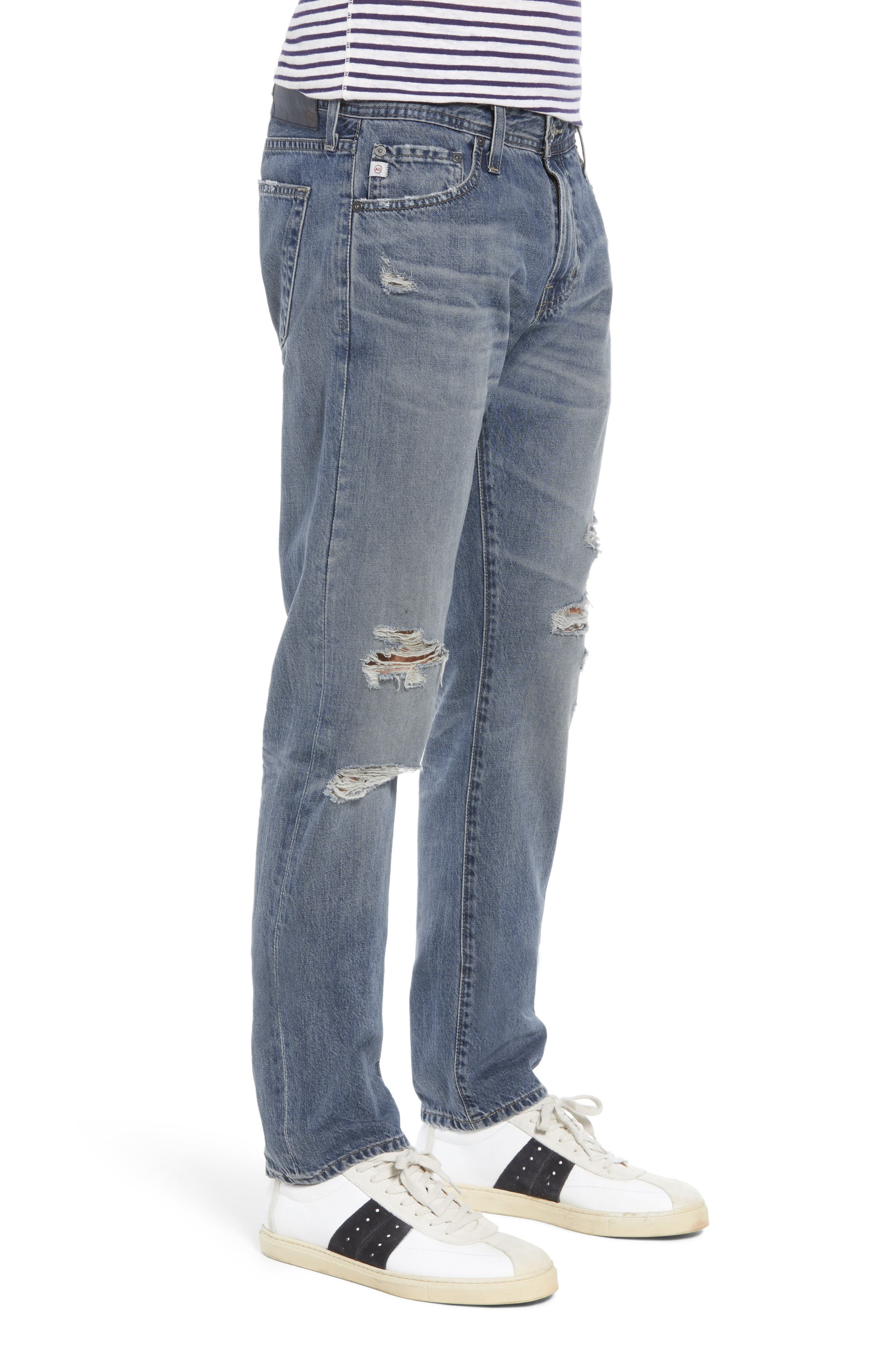 Tellis Slim Fit Jeans,                             Alternate thumbnail 3, color,                             18 YEARS UNDERWORLD