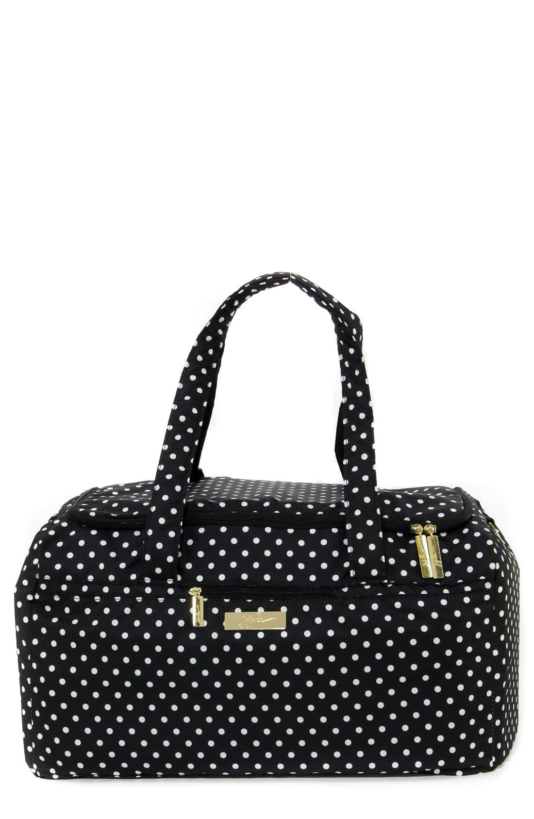 'Legacy Starlet - The First Lady' Travel Diaper Bag,                             Main thumbnail 1, color,                             013