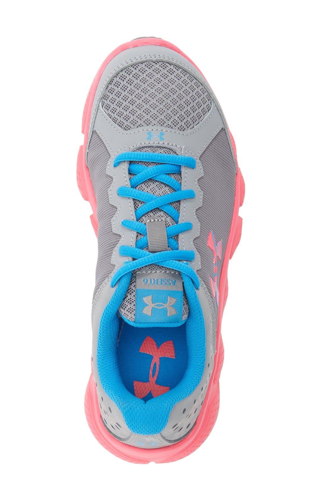 'Micro G<sup>®</sup> Assert VI' Running Shoe,                             Alternate thumbnail 9, color,