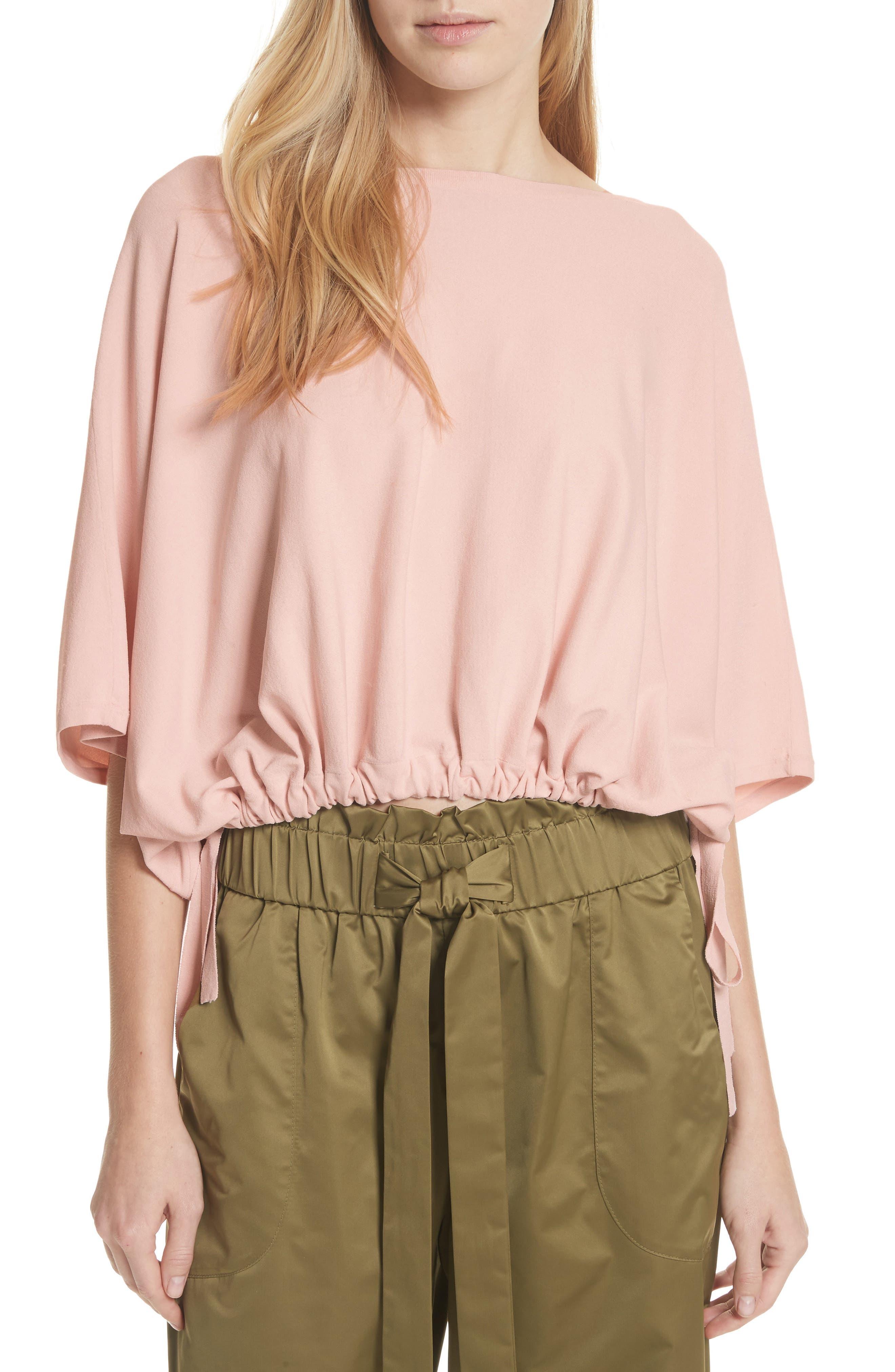 Dolman Sleeve Top,                         Main,                         color, 653