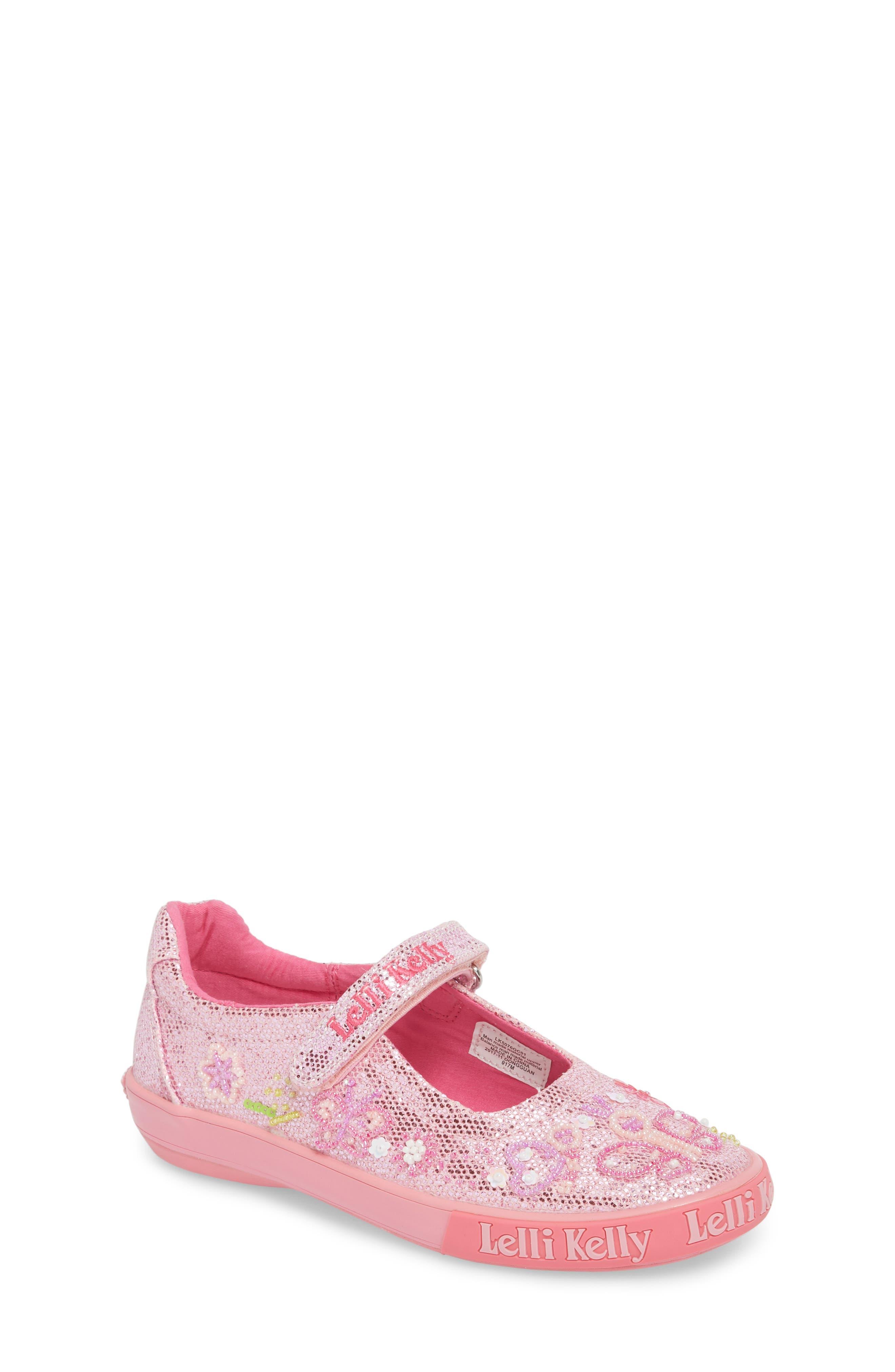 Beaded Mary Jane Sneaker,                             Main thumbnail 2, color,