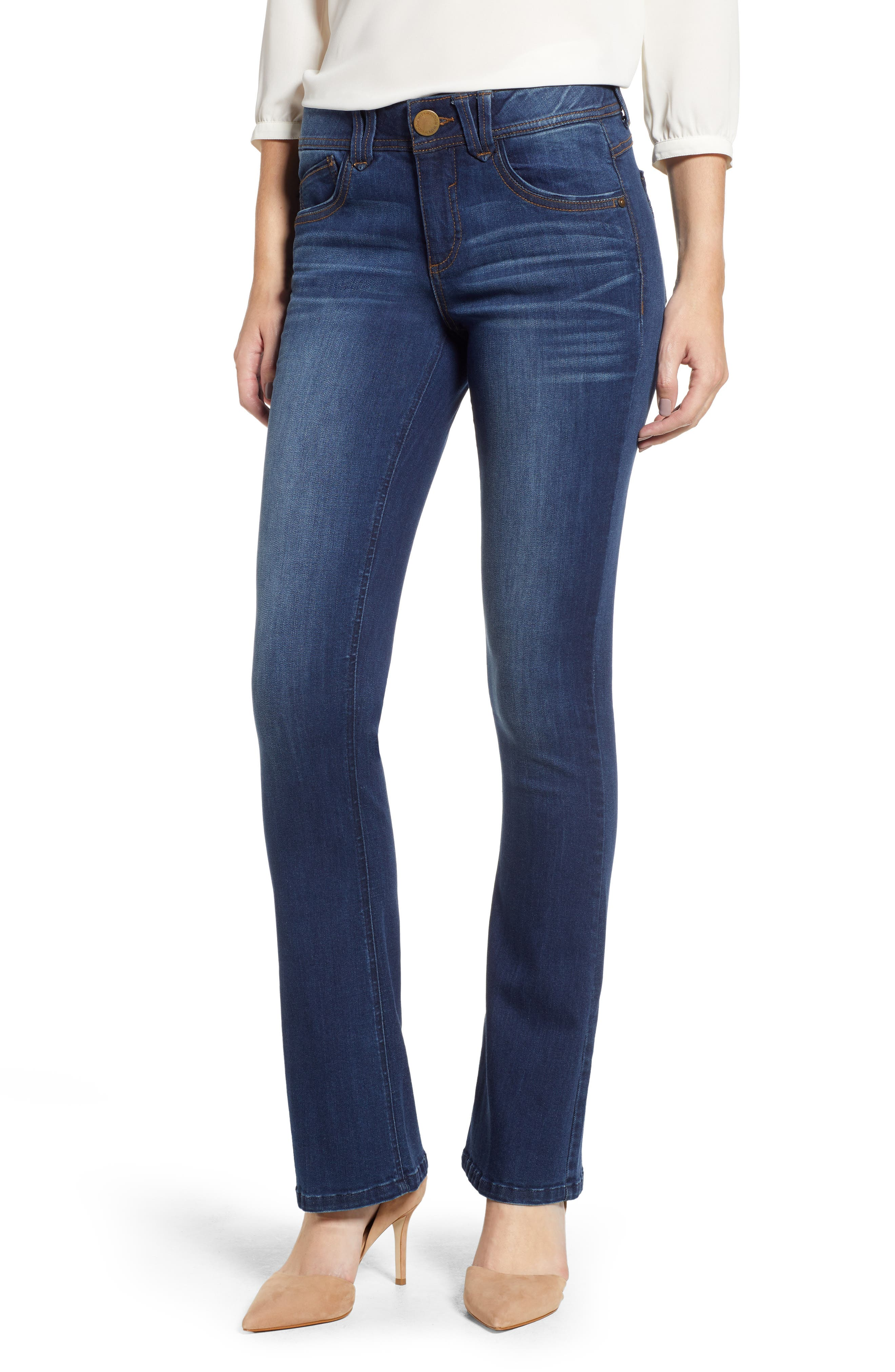 Ab-solution Luxe Touch Premium Jeans,                         Main,                         color, 420