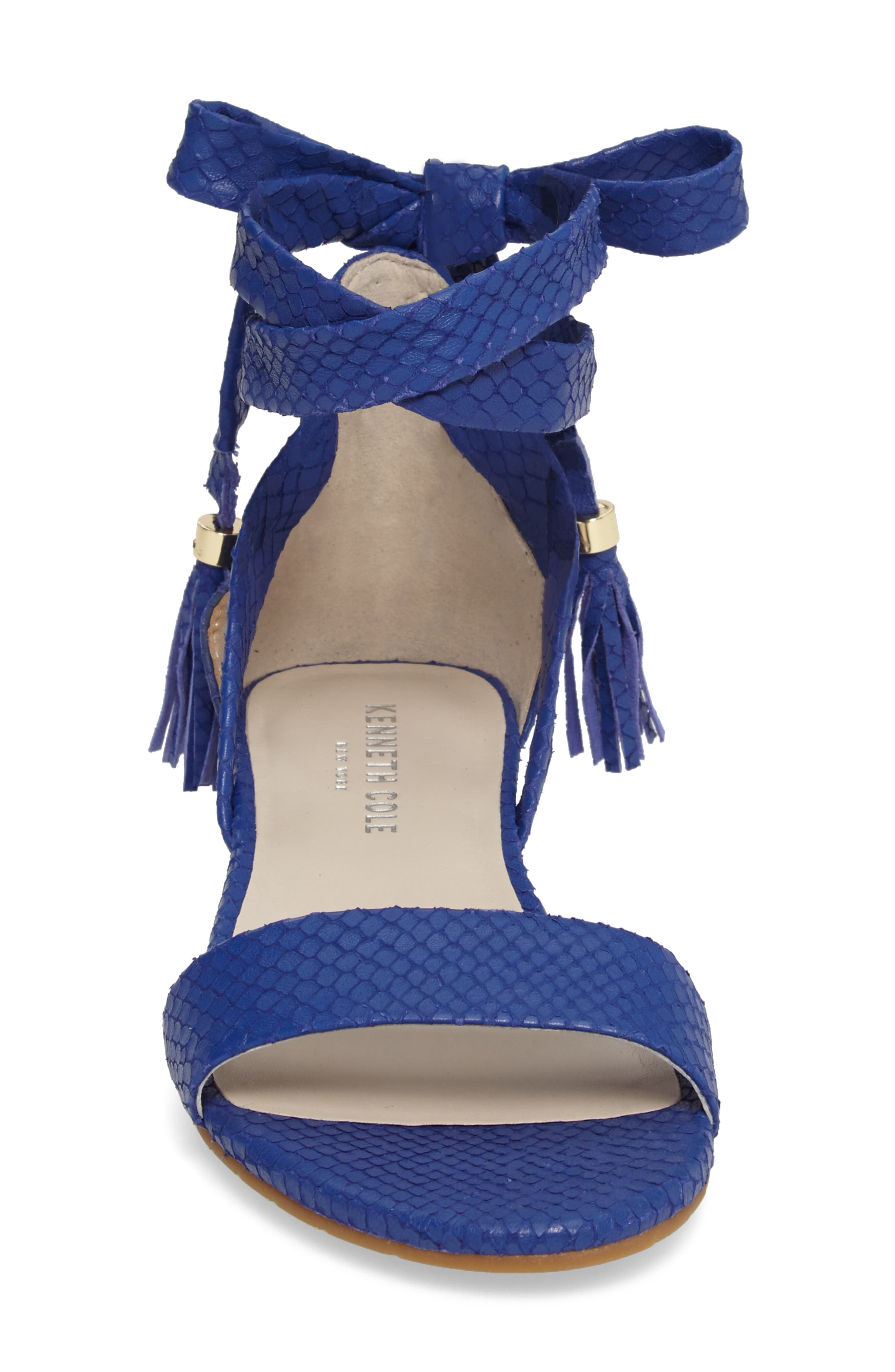 Valen Tassel Lace-Up Sandal,                             Alternate thumbnail 51, color,