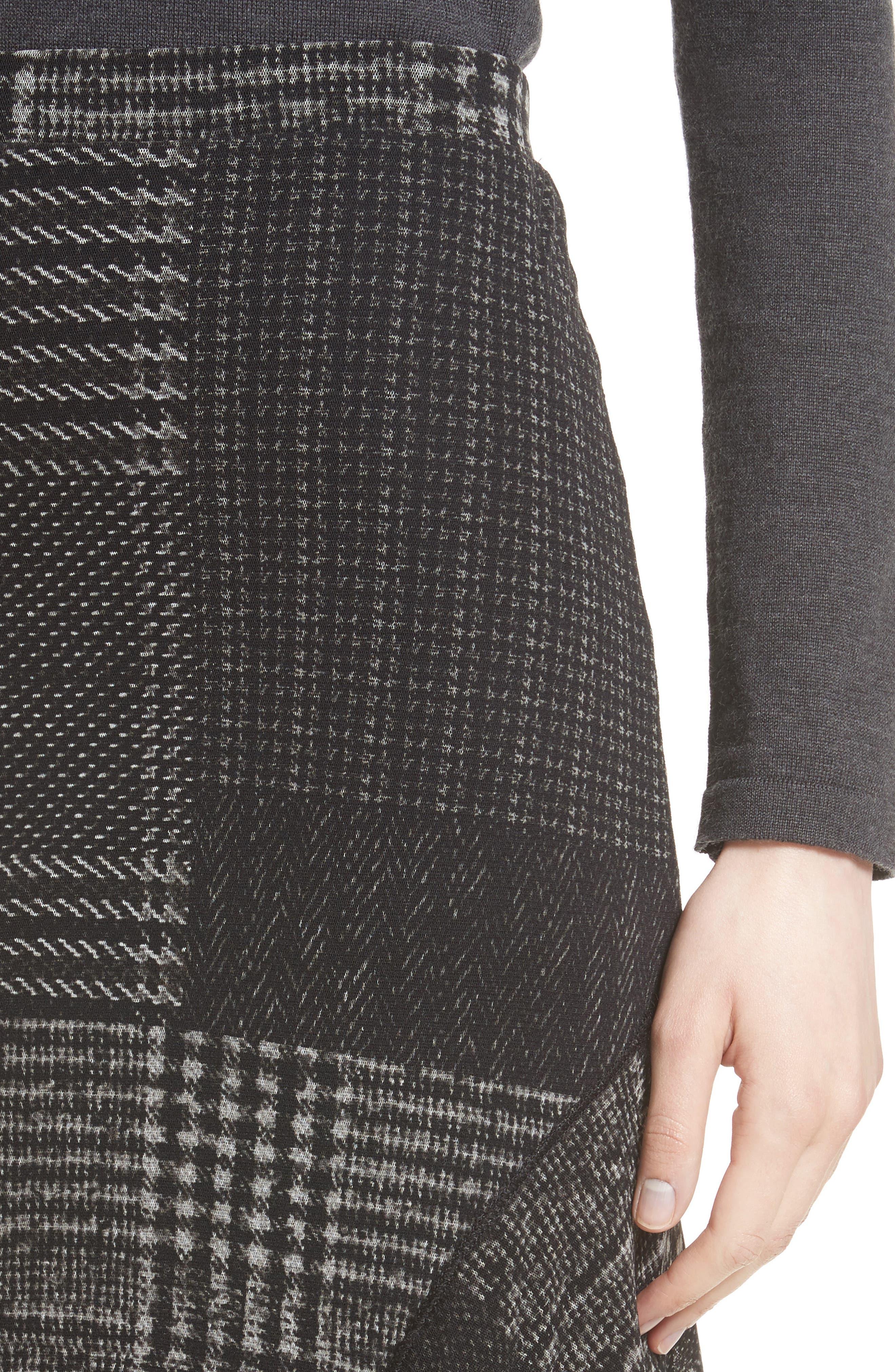 Tulle Maxi Skirt,                             Alternate thumbnail 4, color,                             001