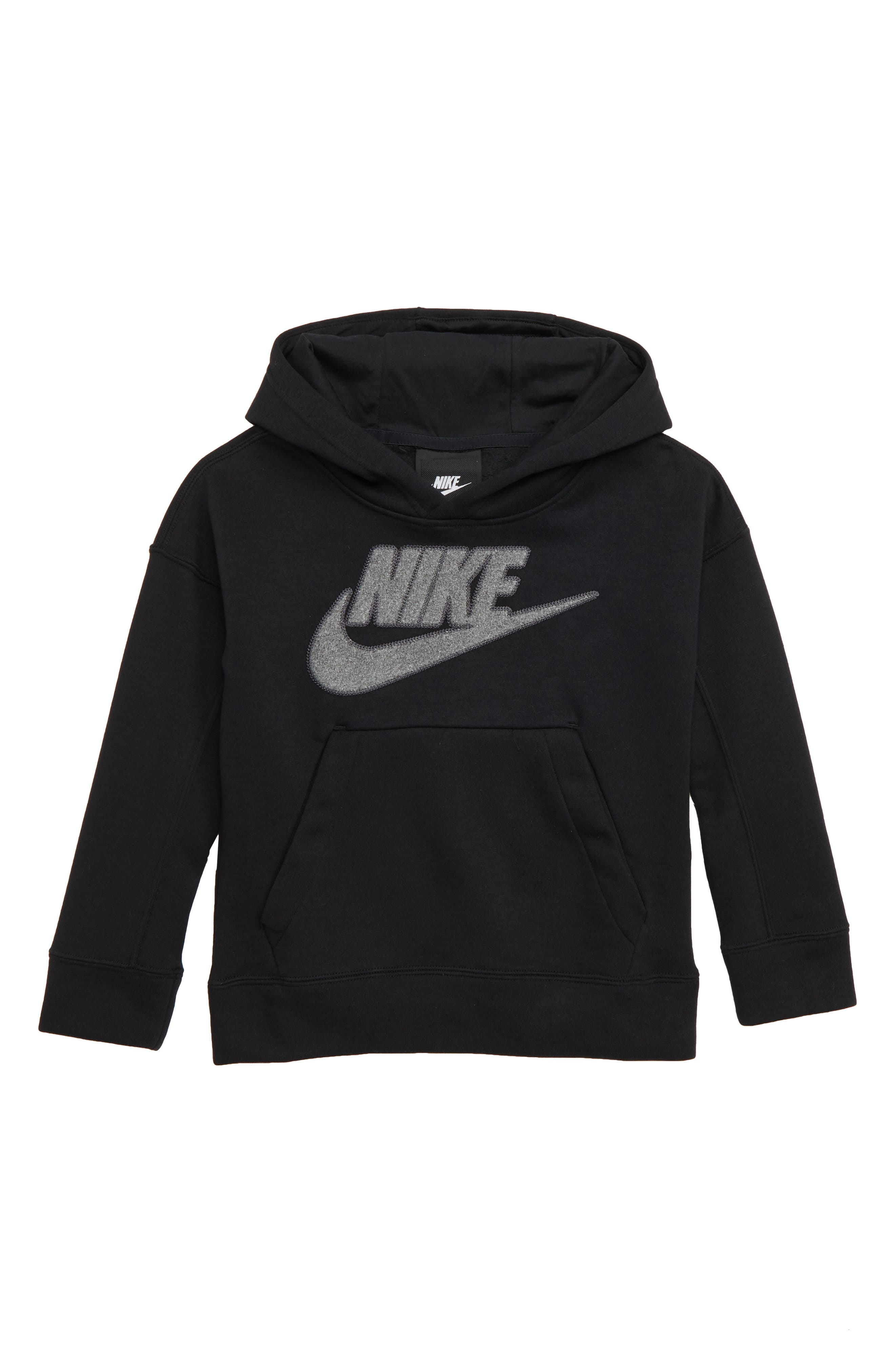 Boys Nike Sportswear Logo Hoodie