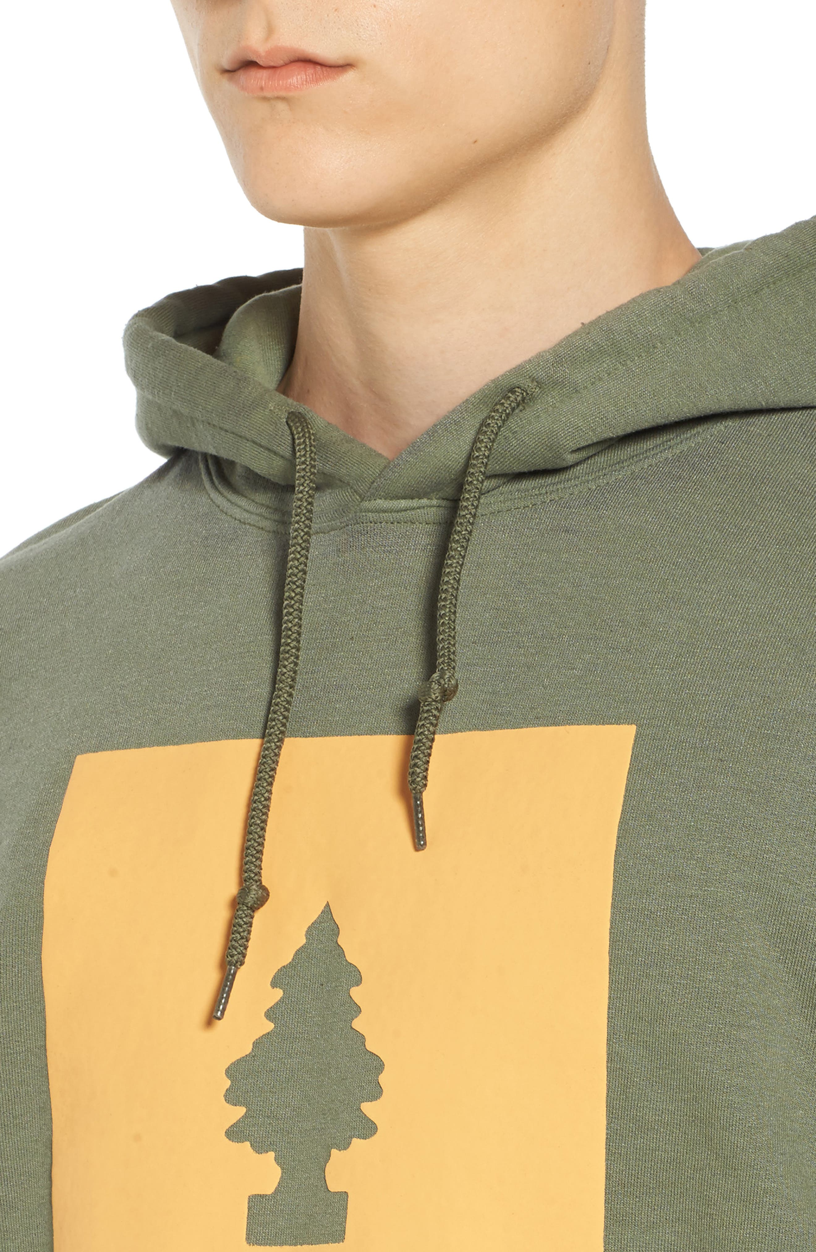 Happy Little Tree Hoodie,                             Alternate thumbnail 4, color,                             300