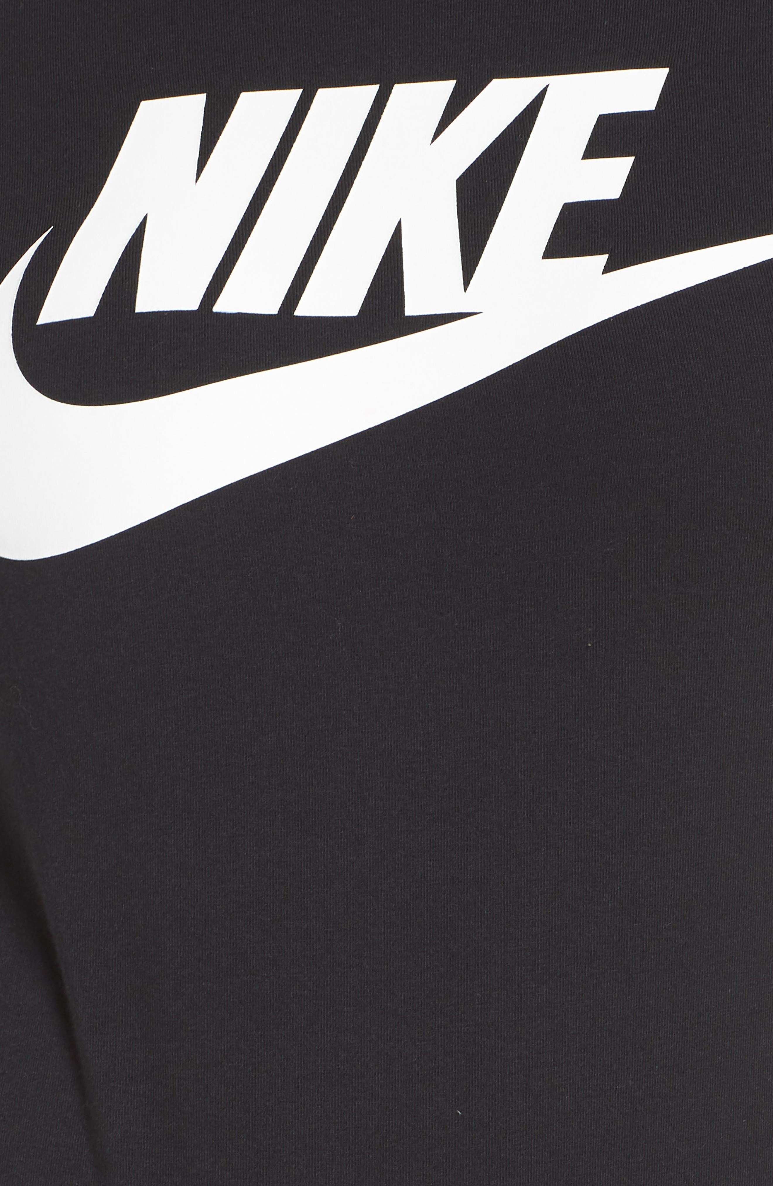 NSW Essential Bodysuit,                             Alternate thumbnail 6, color,                             BLACK/ BLACK/ WHITE