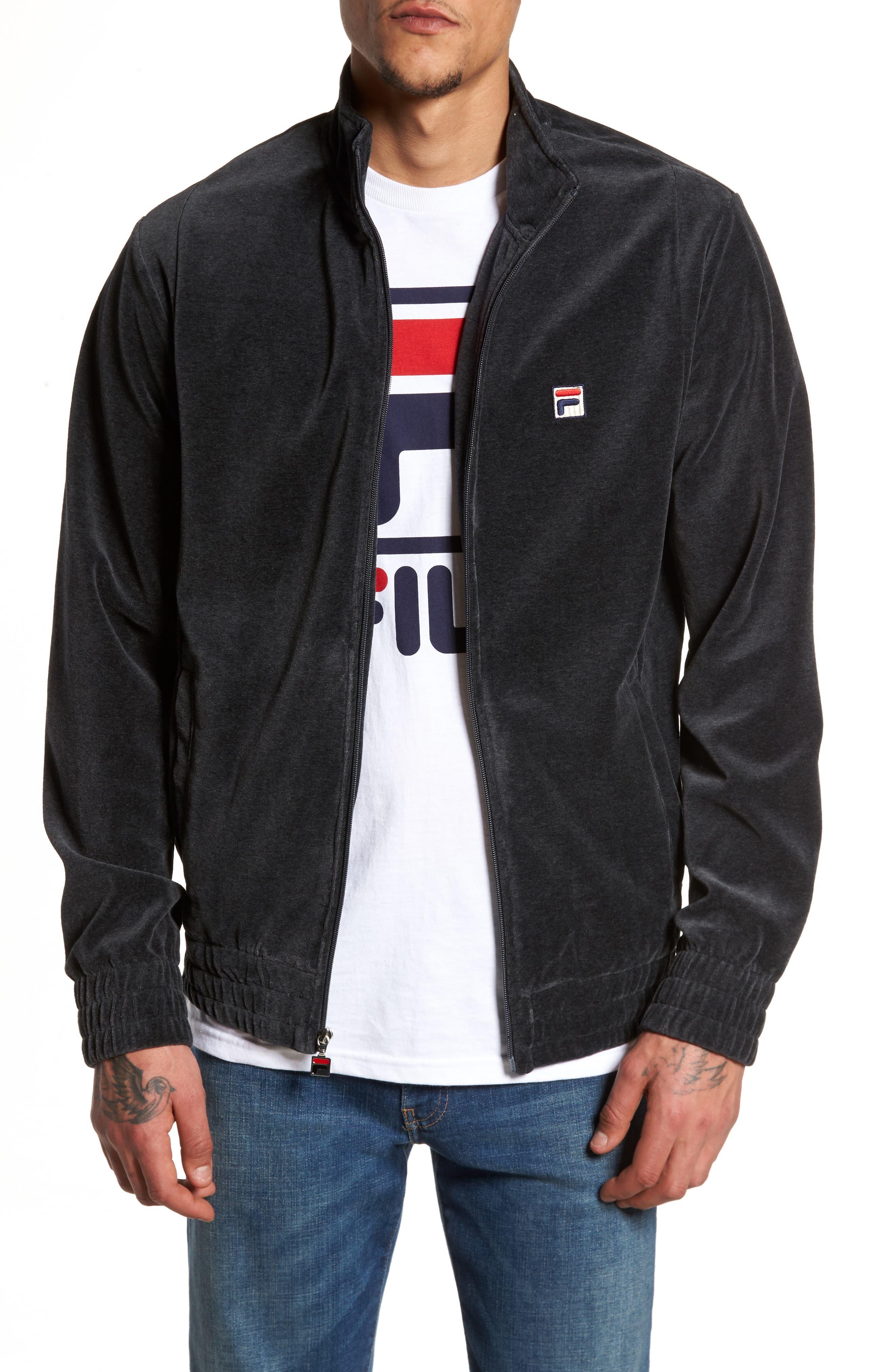 Velour Jacket,                             Main thumbnail 2, color,