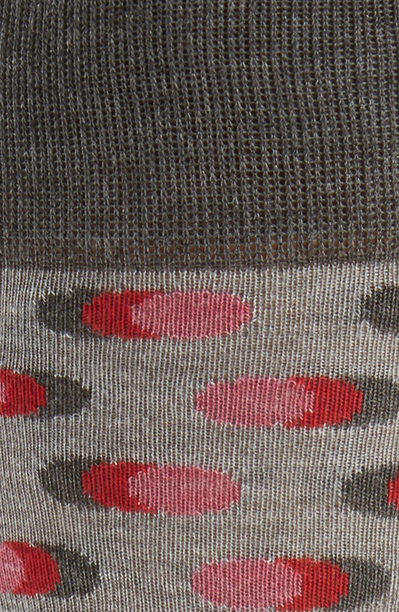 Dot Socks,                             Alternate thumbnail 2, color,                             030