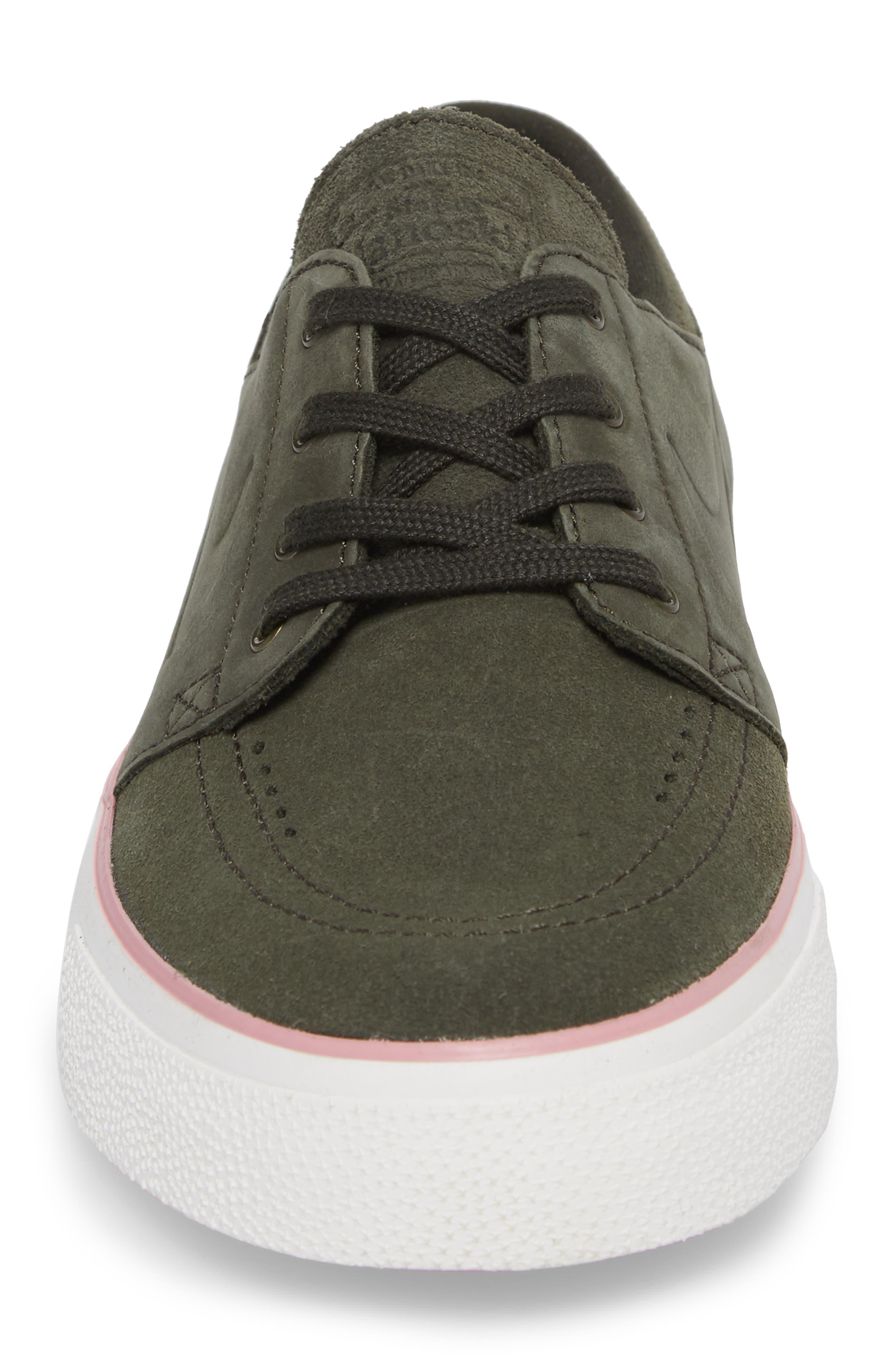 Zoom - Stefan Janoski SB Low Top Sneaker,                             Alternate thumbnail 4, color,                             300