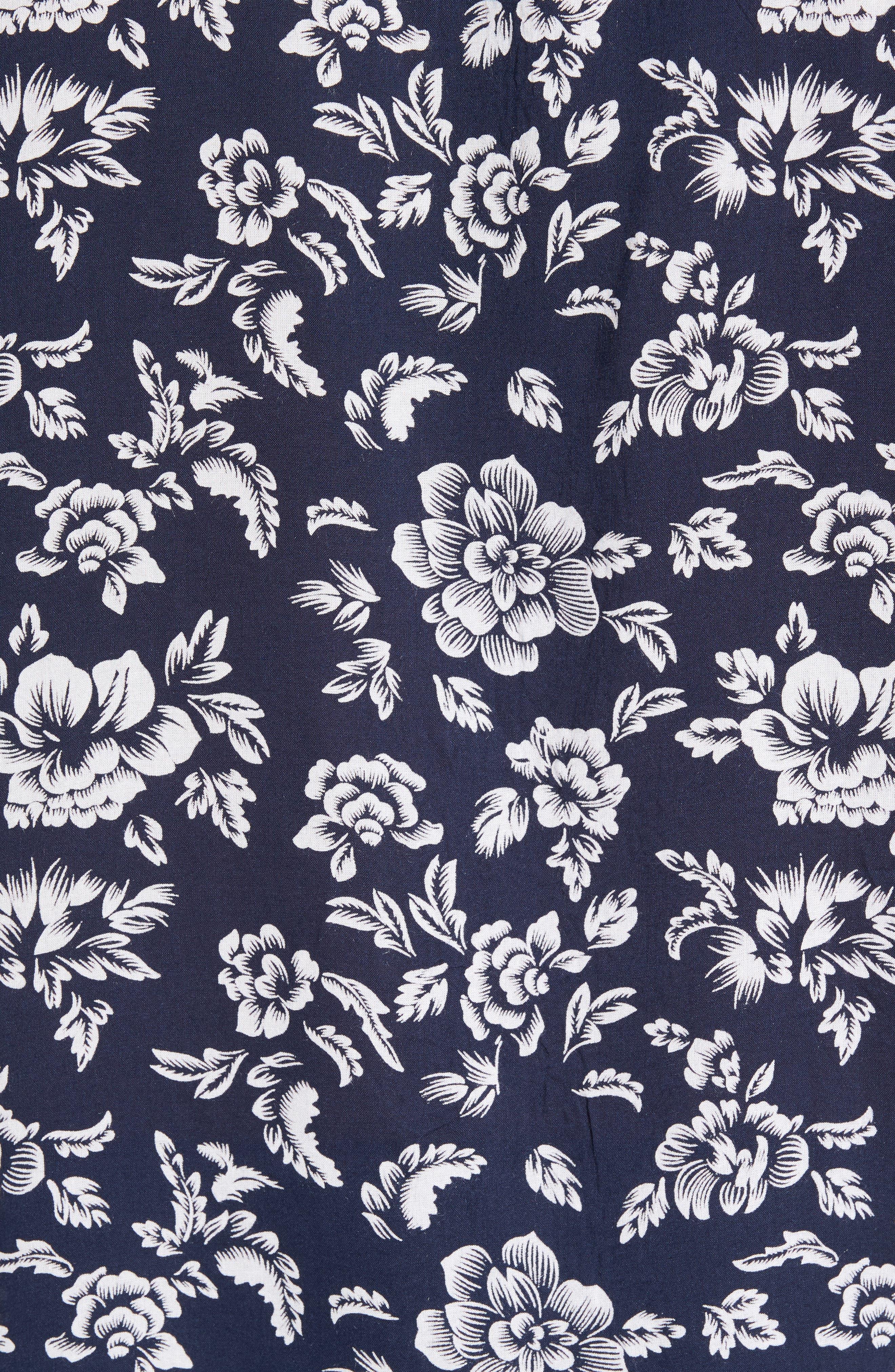 Havanna Trim-Fit Woven Shirt,                             Alternate thumbnail 5, color,                             400