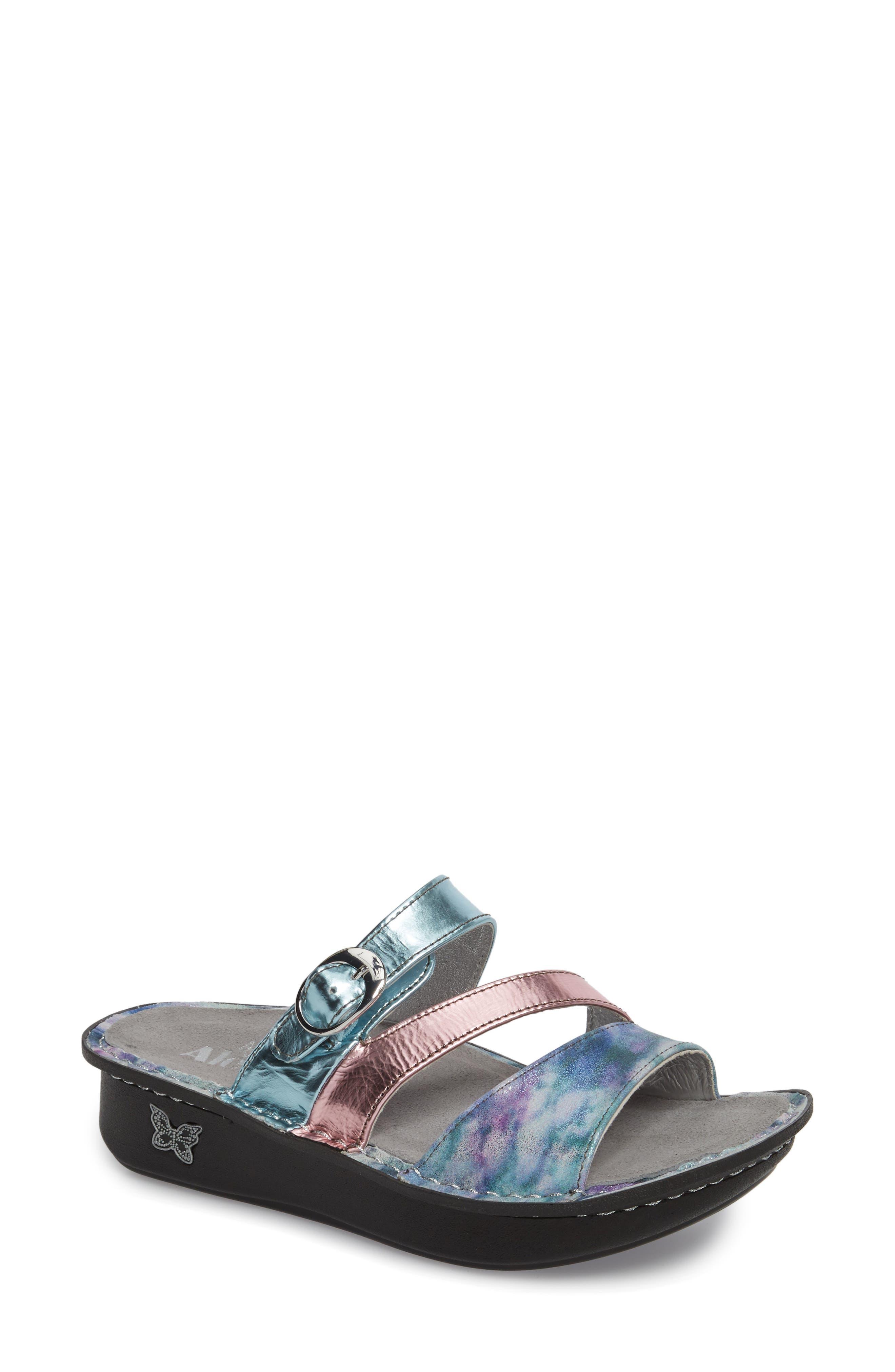 'Colette' Platform Sandal,                             Main thumbnail 3, color,