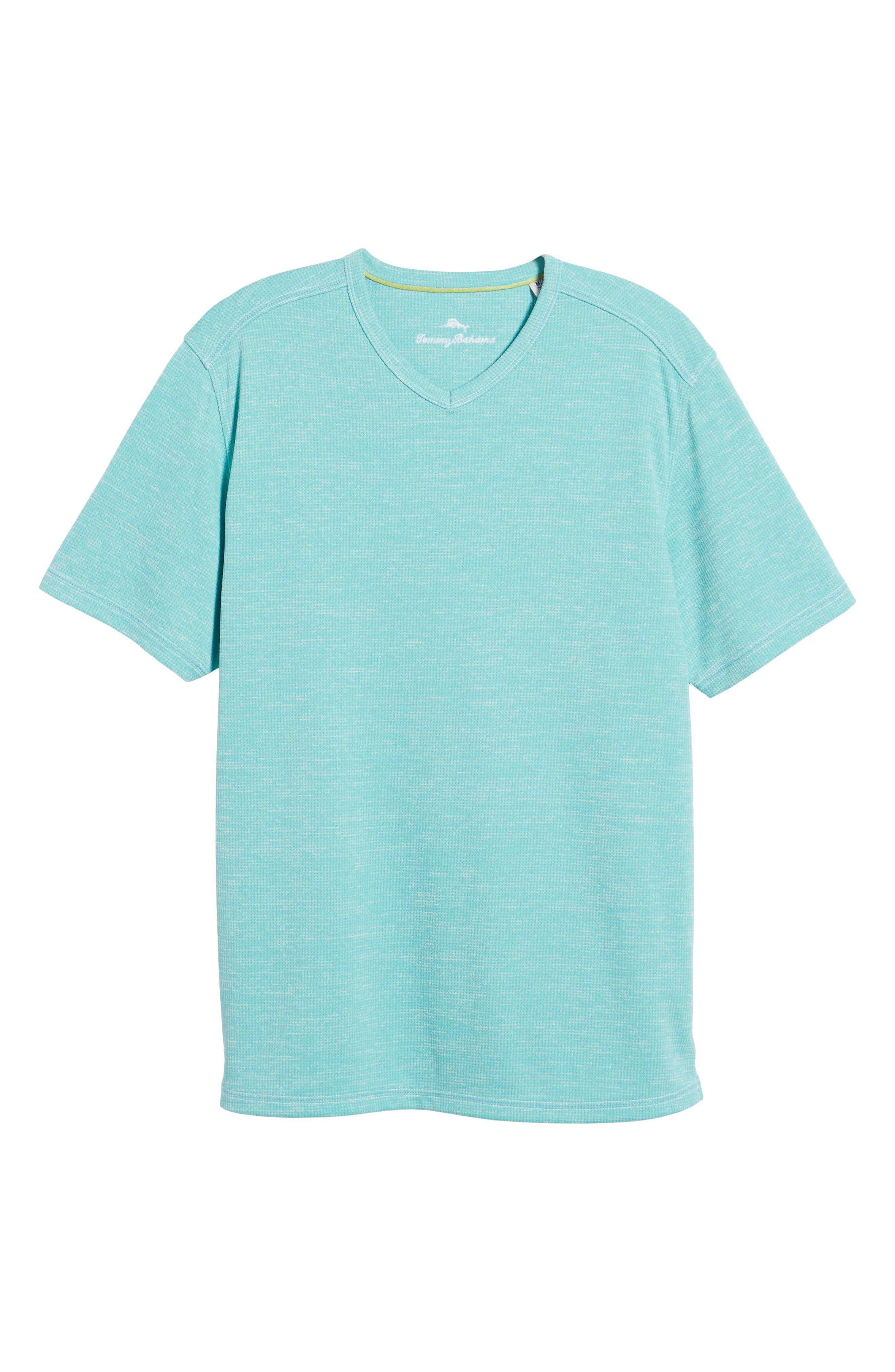 Sand Key V-Neck T-Shirt,                             Alternate thumbnail 43, color,