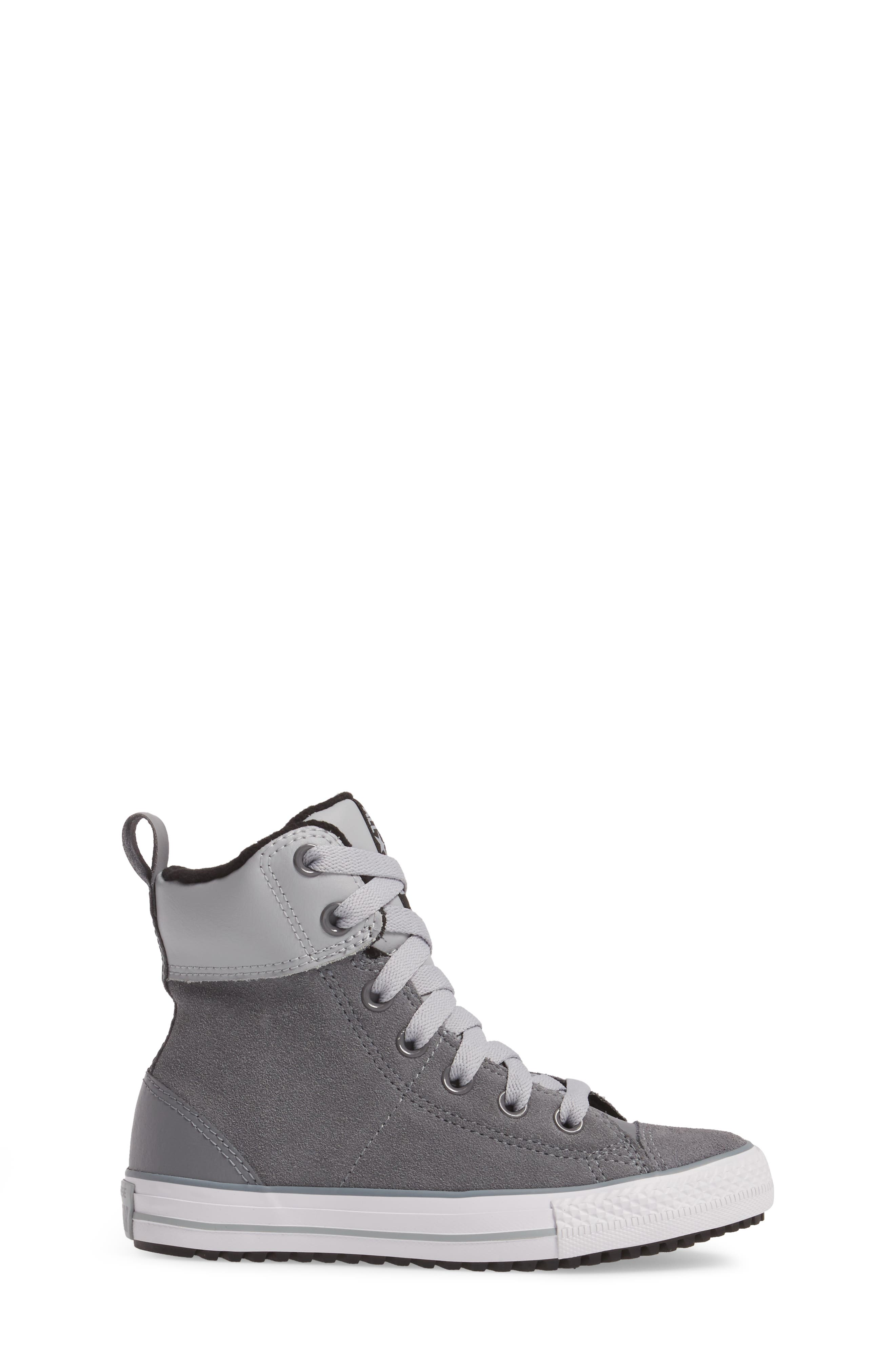 Chuck Taylor<sup>®</sup> All Star<sup>®</sup> Asphalt Sneaker Boot,                             Alternate thumbnail 3, color,                             039