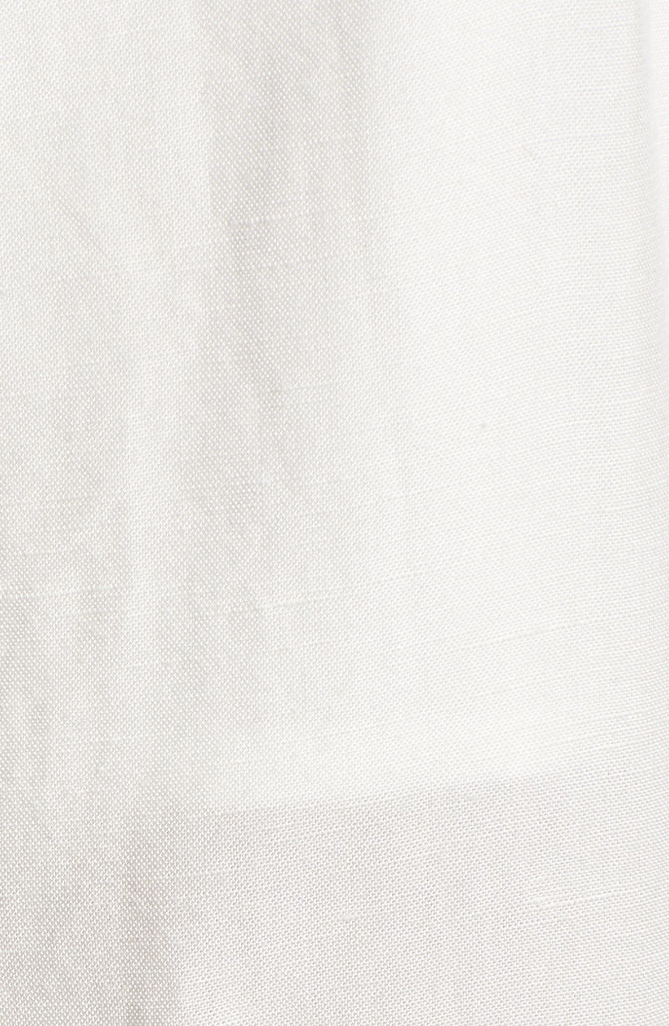Bryant Midi Slipdress,                             Alternate thumbnail 6, color,                             100