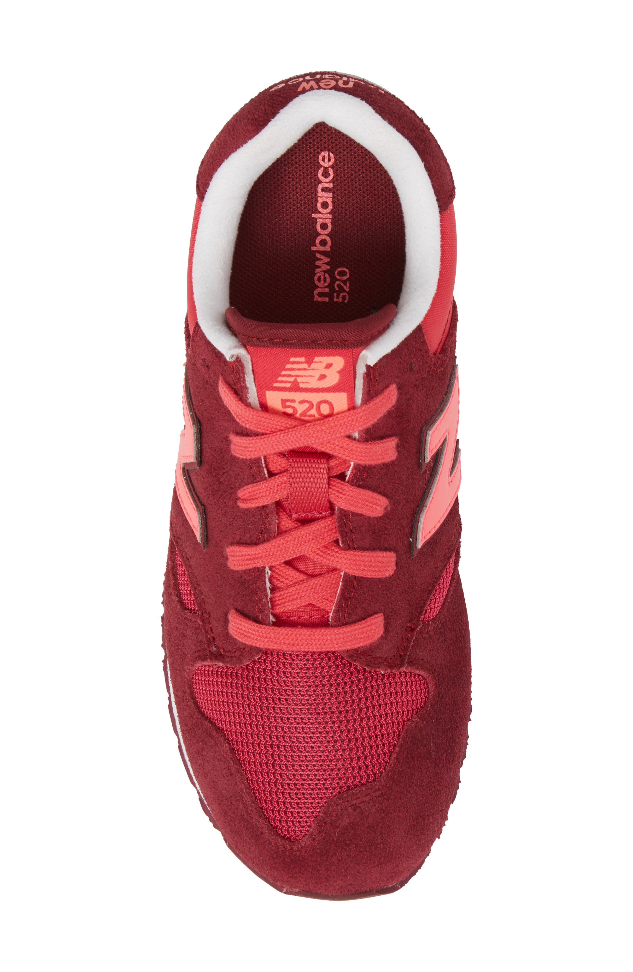 520 Sneaker,                             Alternate thumbnail 5, color,                             655