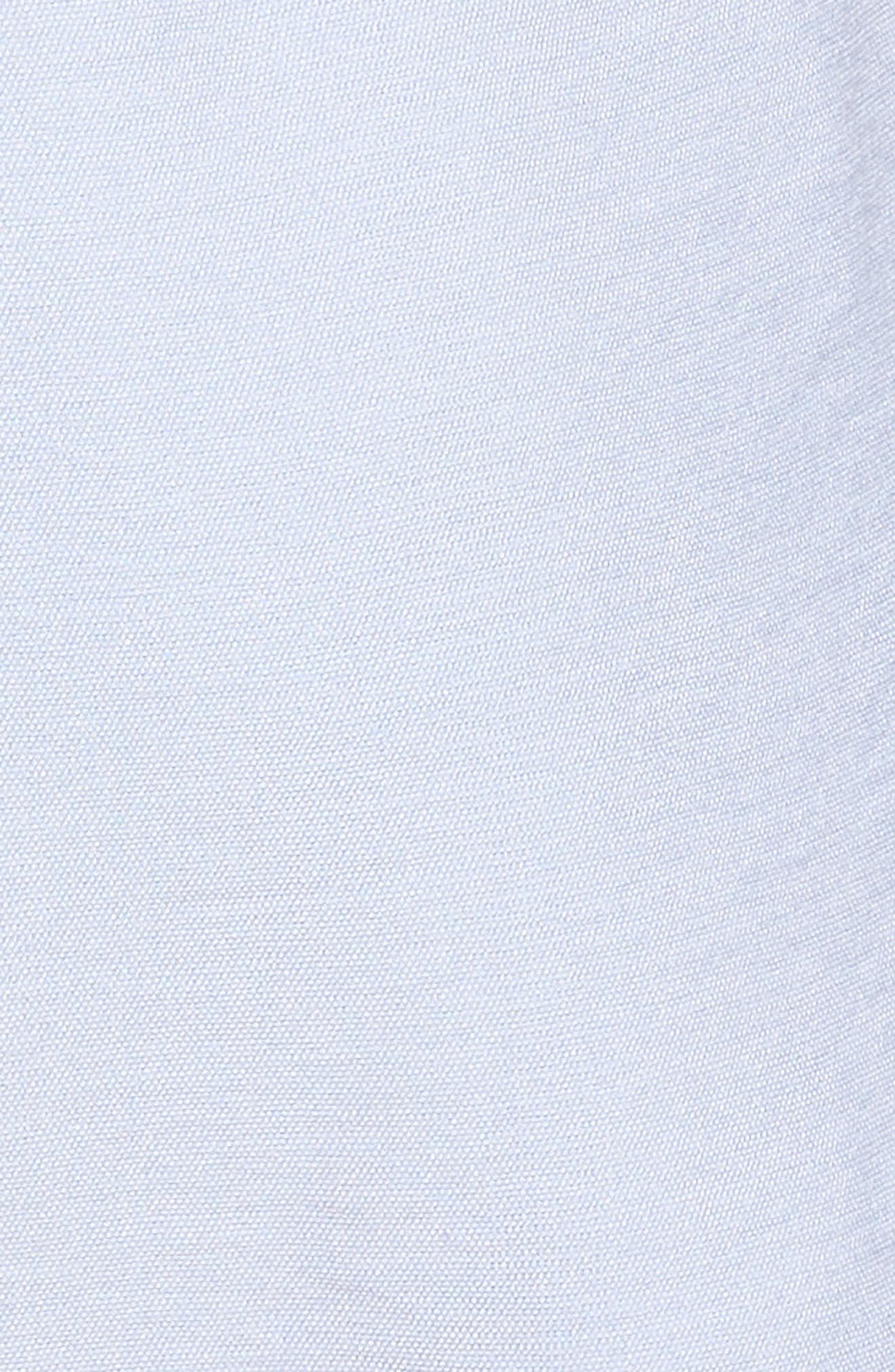 Tie Sleeve V-Neck Romper,                             Alternate thumbnail 6, color,                             400