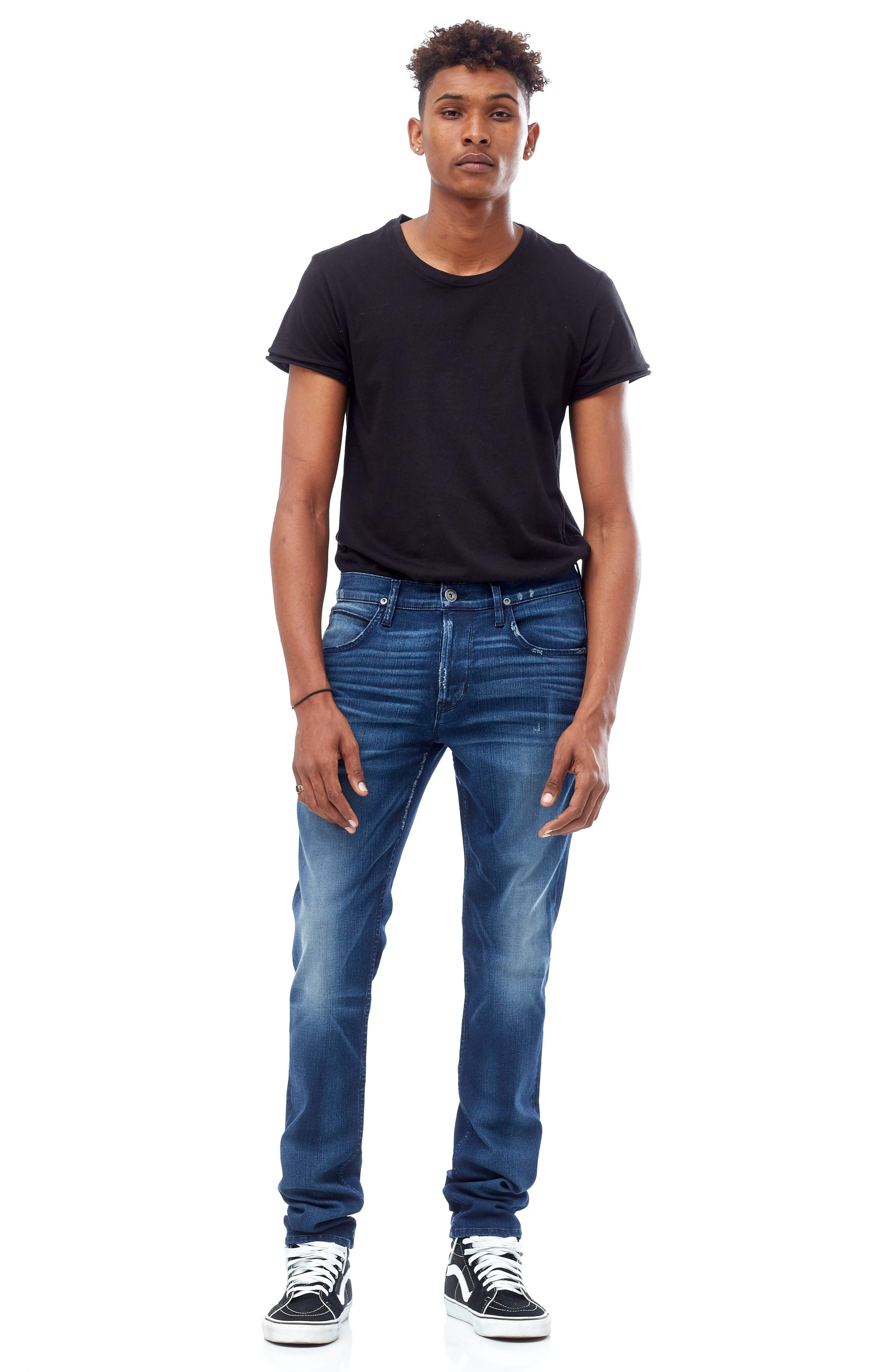 Blake Slim Fit Jeans,                             Alternate thumbnail 19, color,