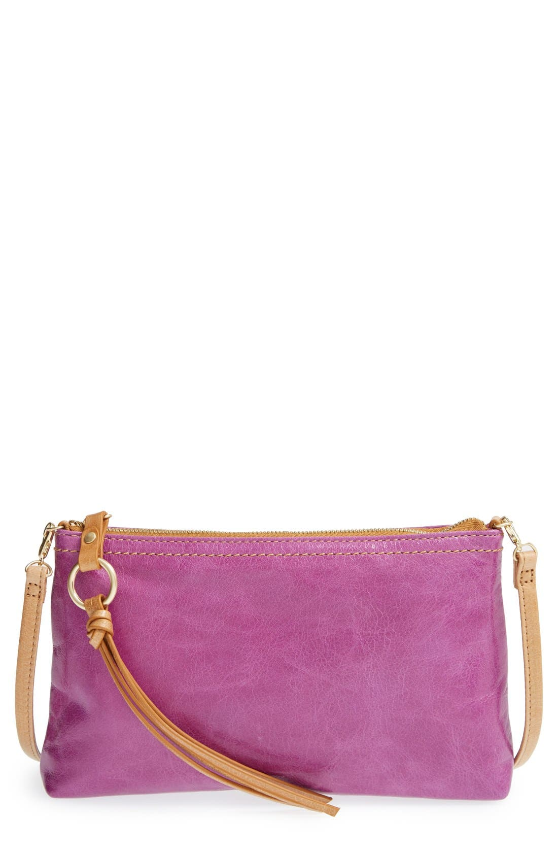 'Darcy' Leather Crossbody Bag,                             Main thumbnail 20, color,