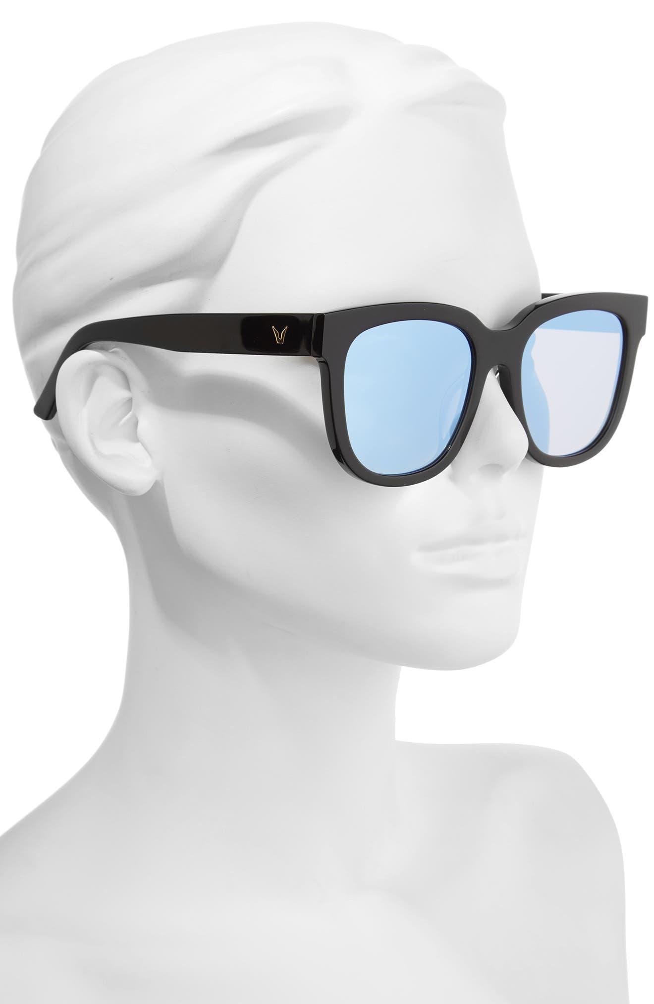 Salt 55mm Sunglasses,                             Alternate thumbnail 6, color,