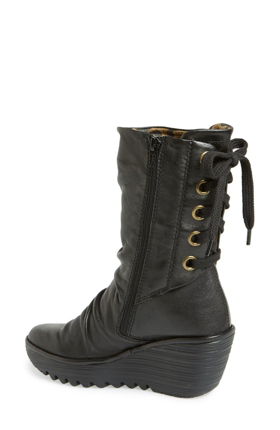 'Yada' Boot,                             Alternate thumbnail 4, color,                             001