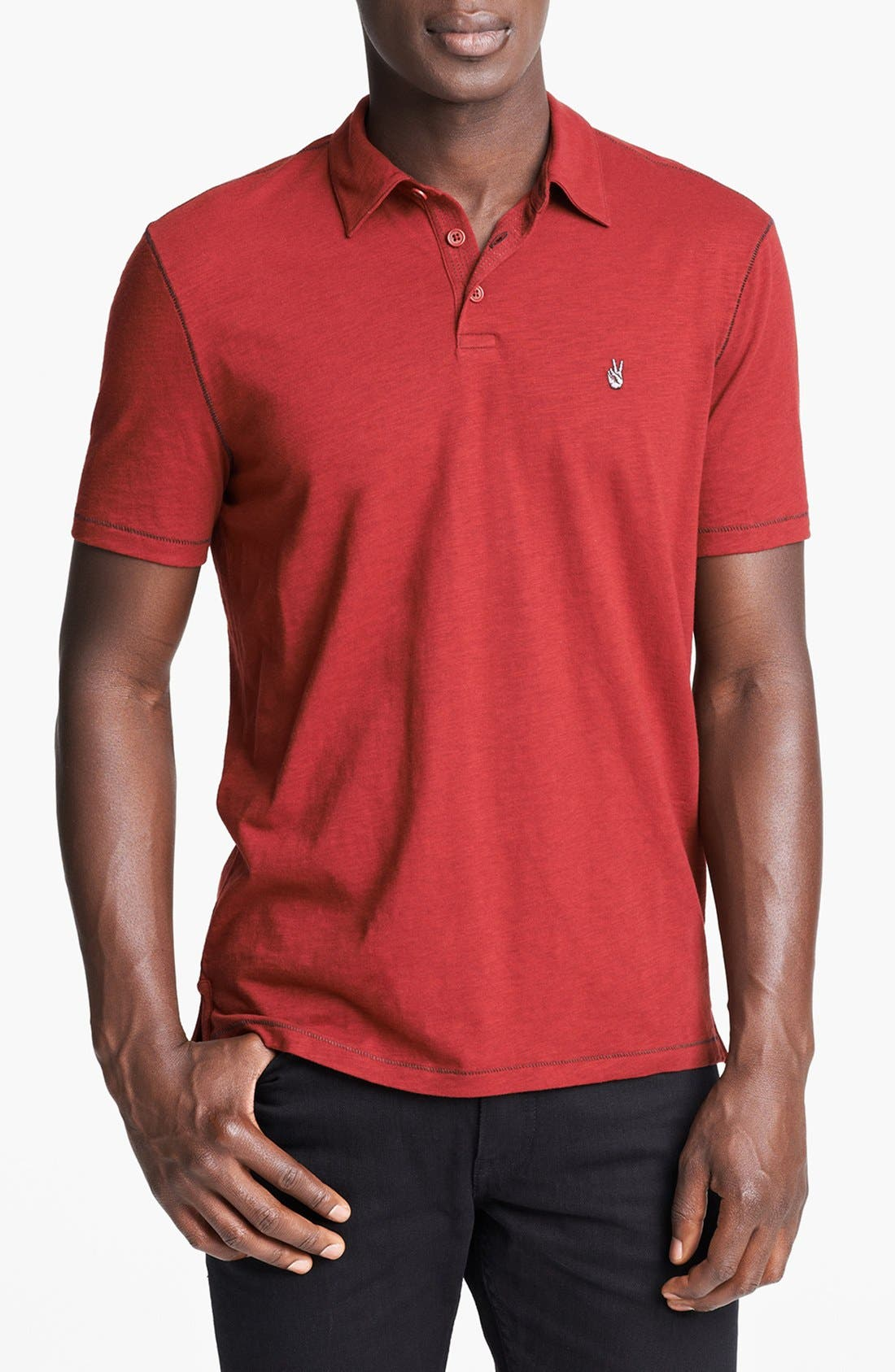 Slim Fit Polo,                             Main thumbnail 15, color,