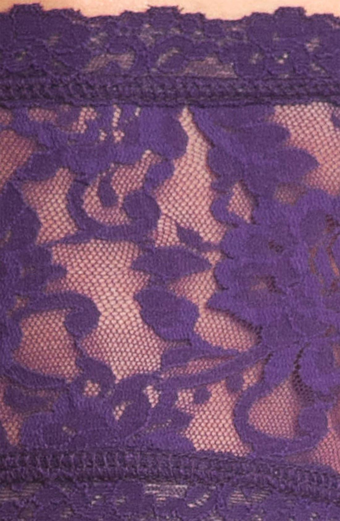 'Signature Lace' Boyshorts,                             Alternate thumbnail 229, color,