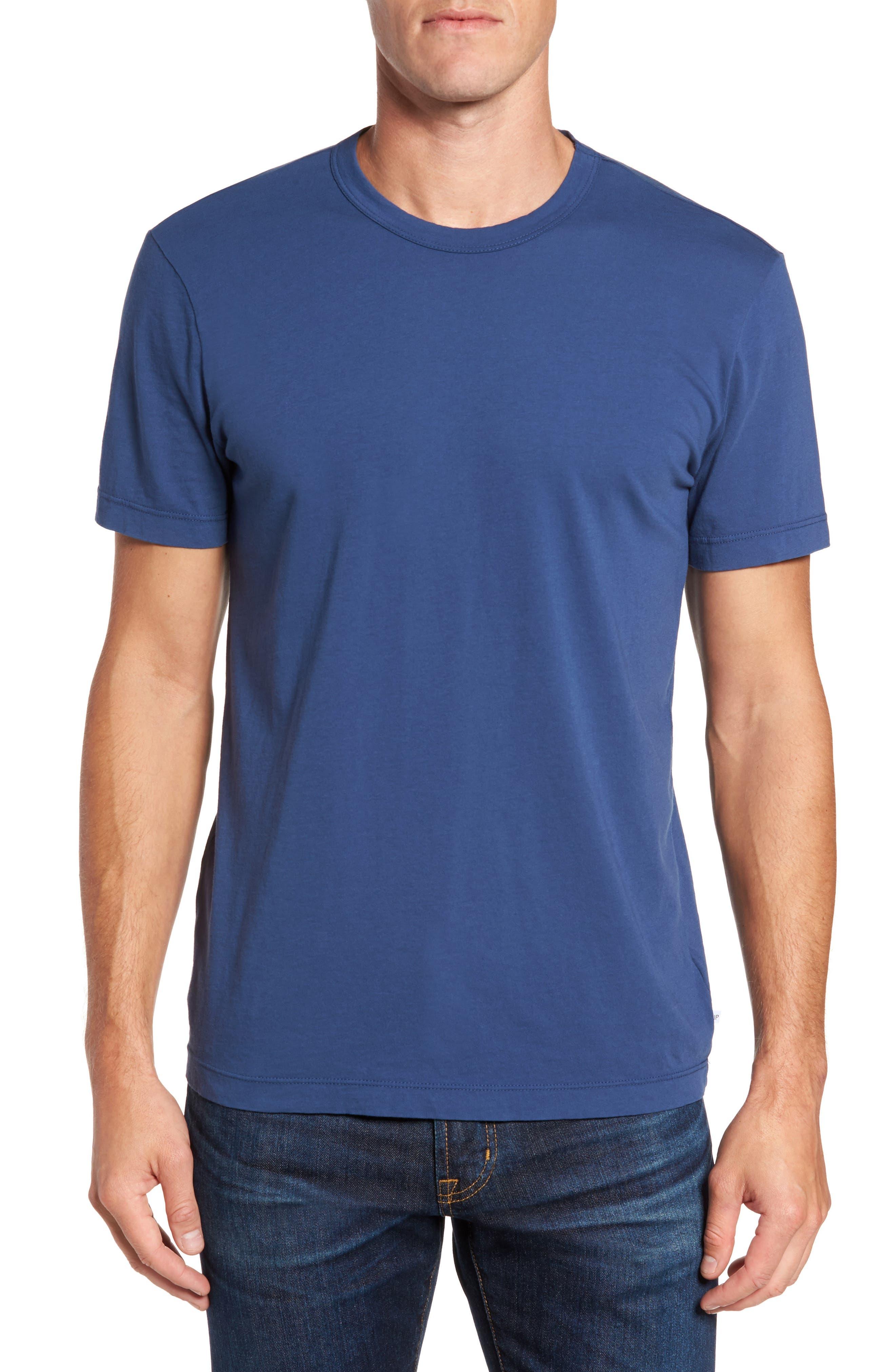 Crewneck Jersey T-Shirt,                             Alternate thumbnail 127, color,