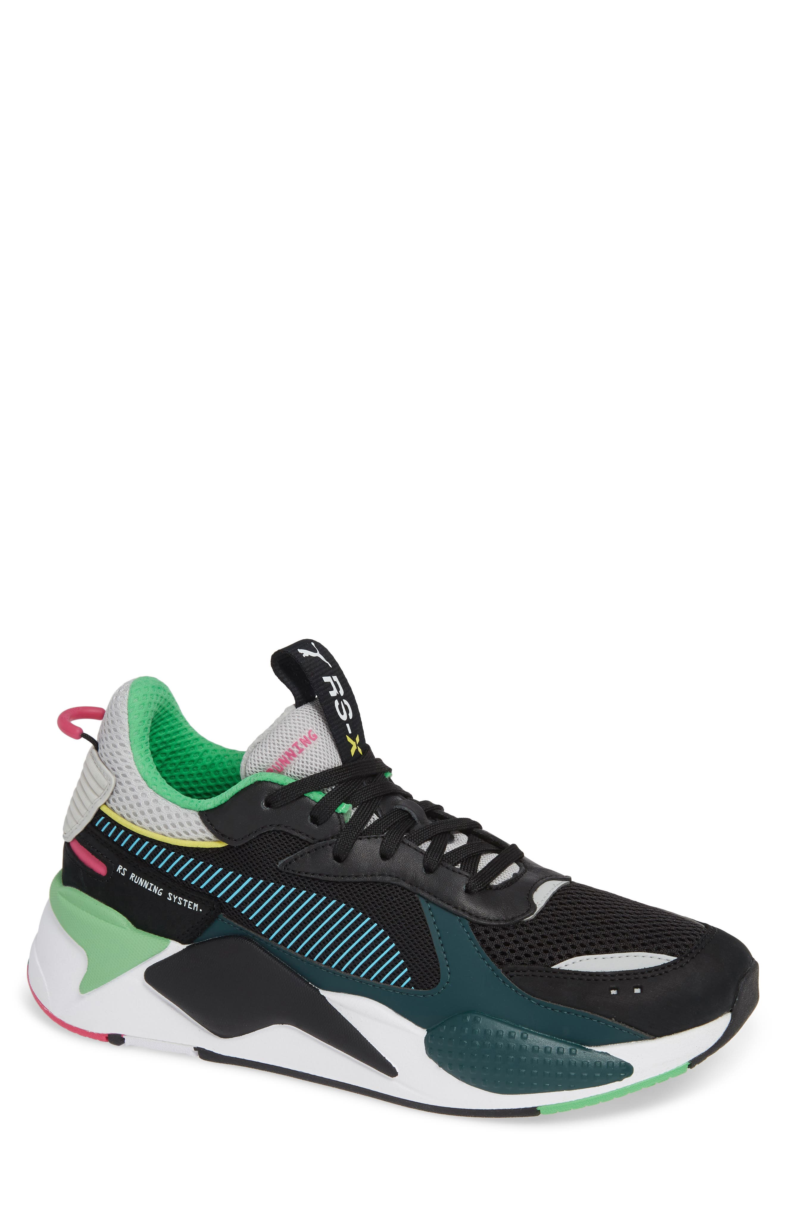RS-X Toys Running Sneaker,                             Main thumbnail 1, color,                             001