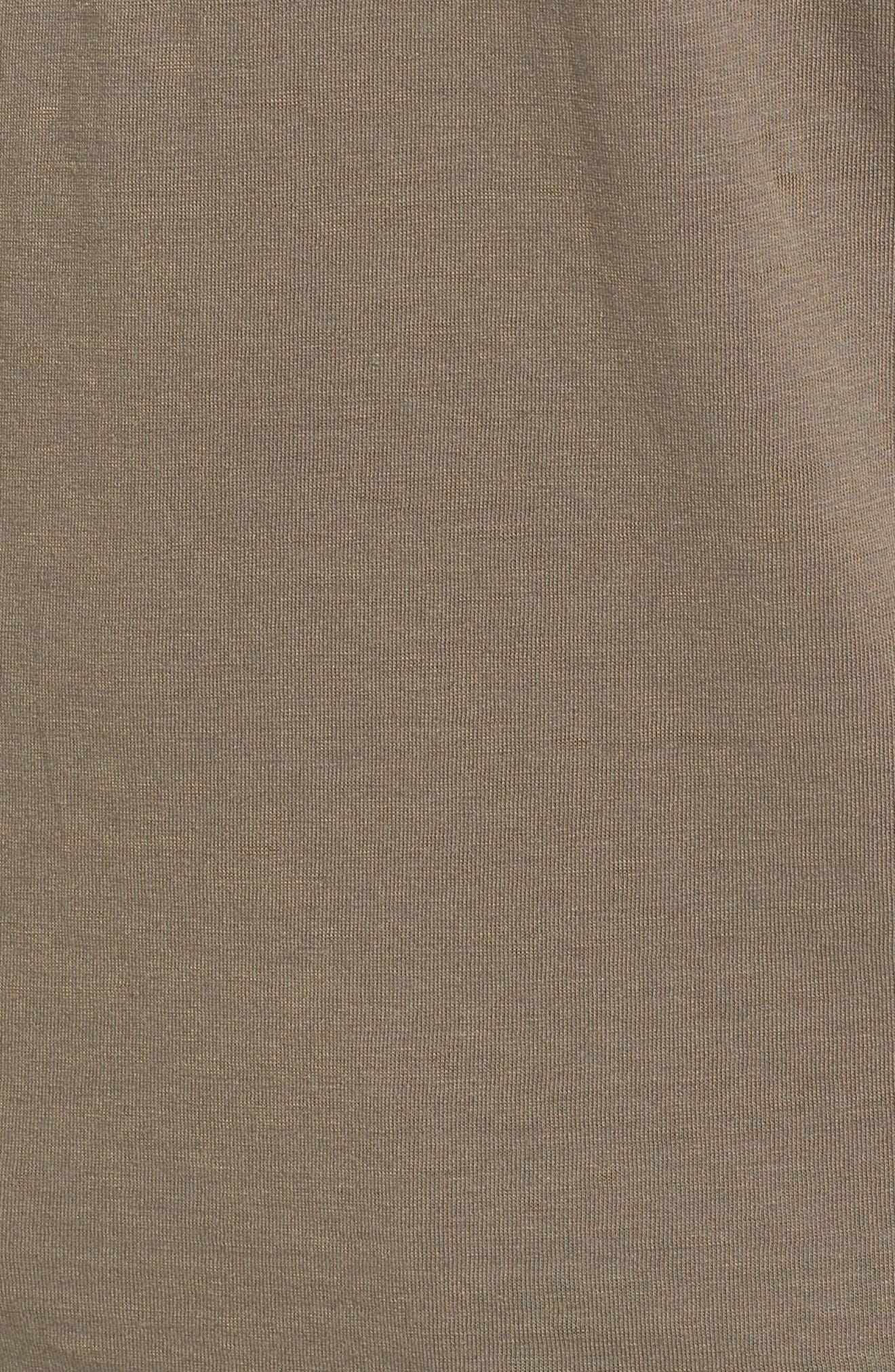 Flipped Perimeter Burnout T-Shirt,                             Alternate thumbnail 14, color,