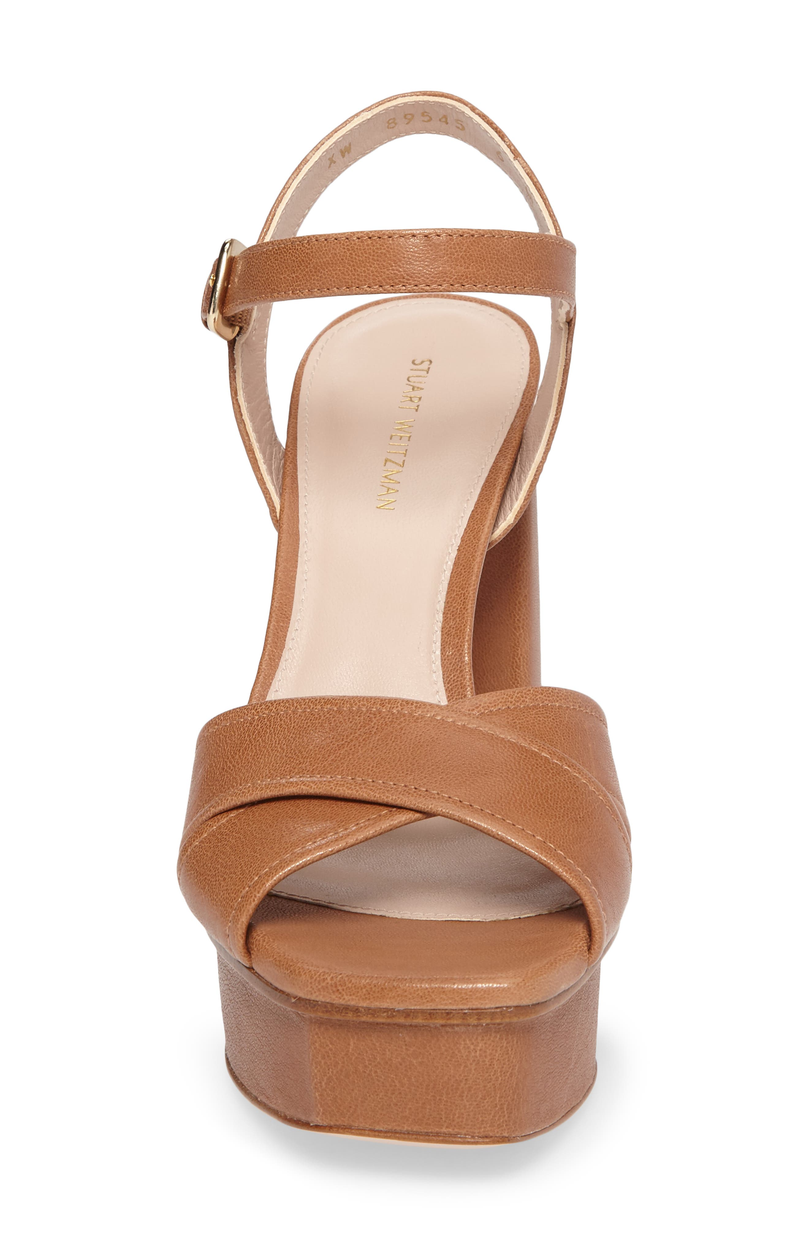 Exposed Platform Sandal,                             Alternate thumbnail 19, color,