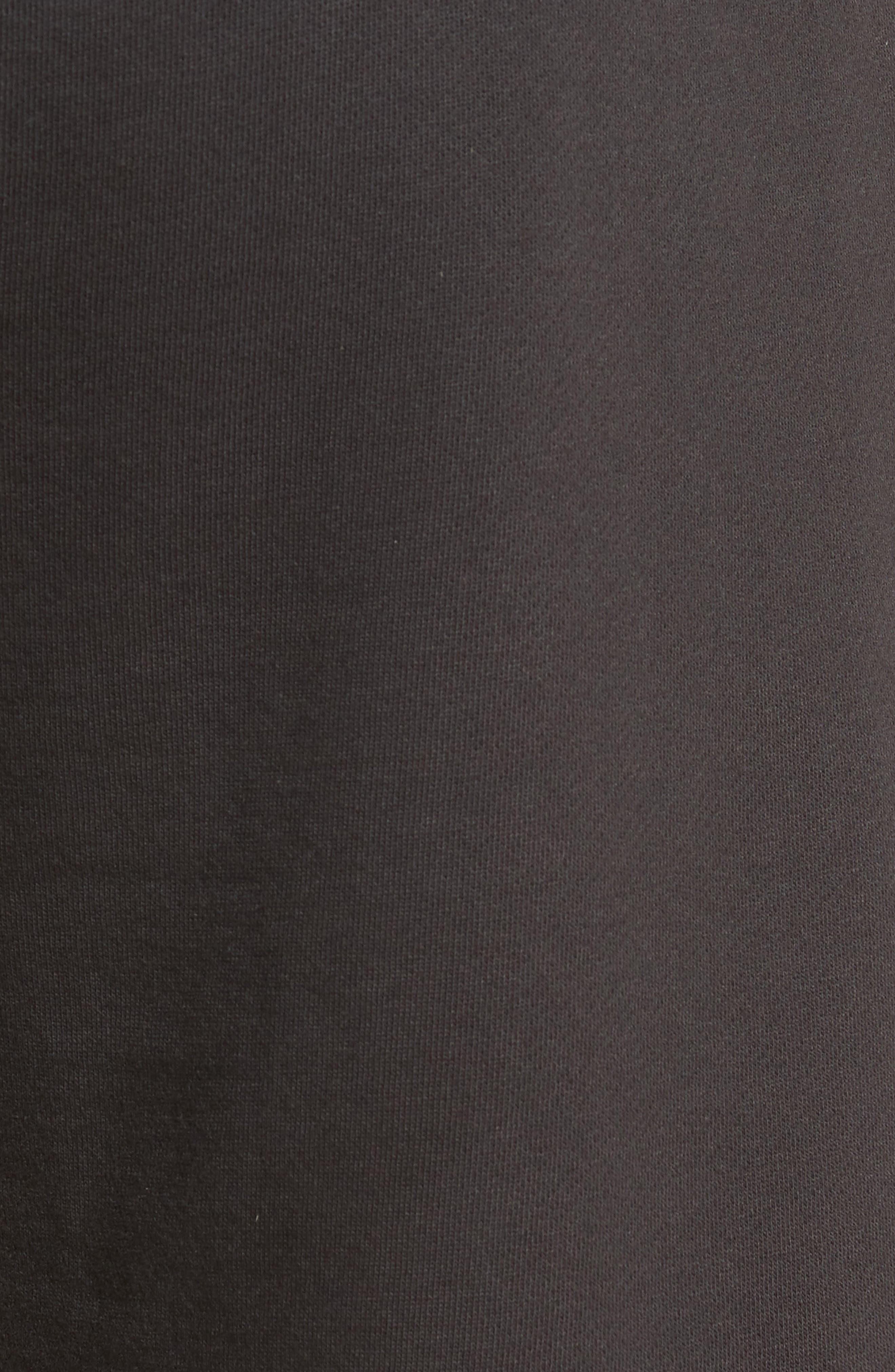 Marty Fleece Shorts,                             Alternate thumbnail 5, color,