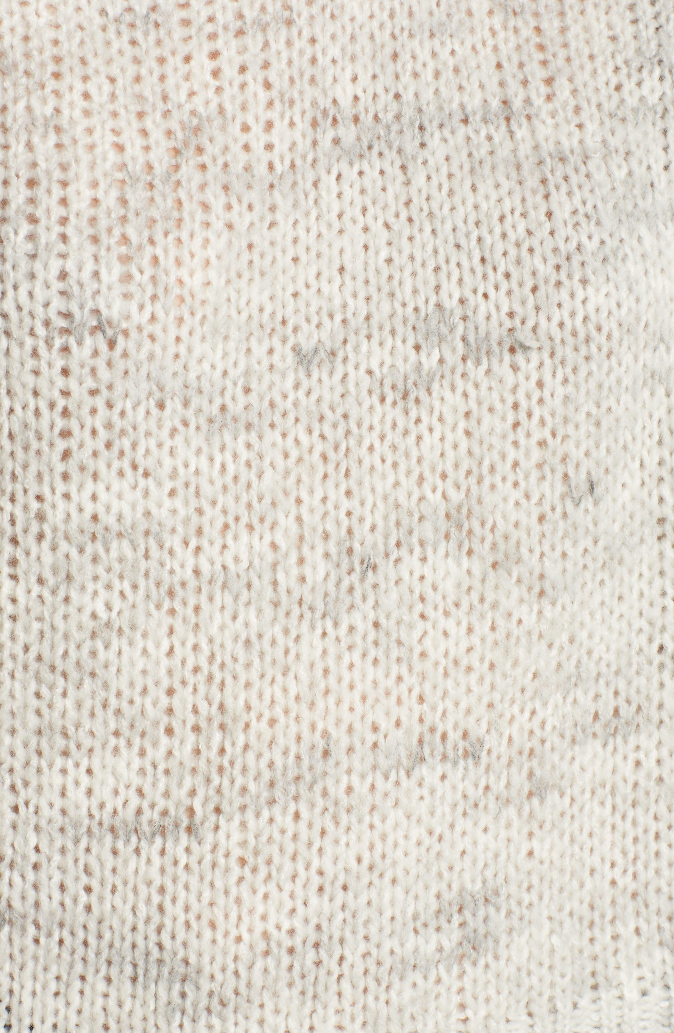 Turtleneck Sweater,                             Alternate thumbnail 5, color,                             020