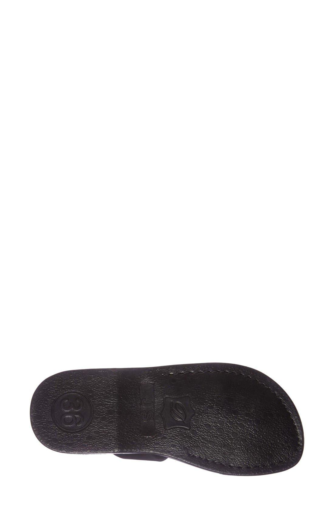 'The Good Shepard' Leather Sandal,                             Alternate thumbnail 26, color,