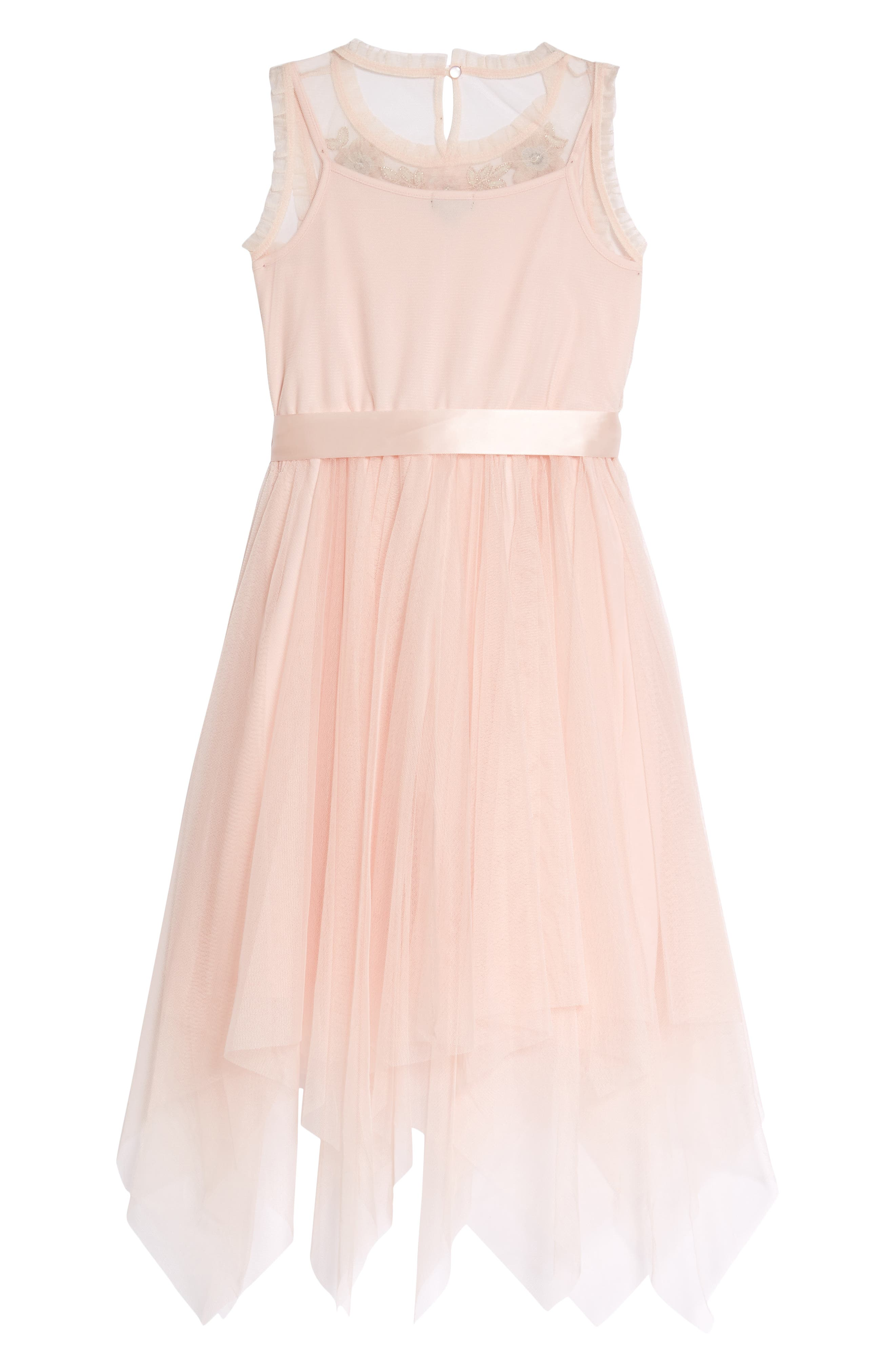 Embroidered Ballerina Dress,                             Alternate thumbnail 2, color,                             686