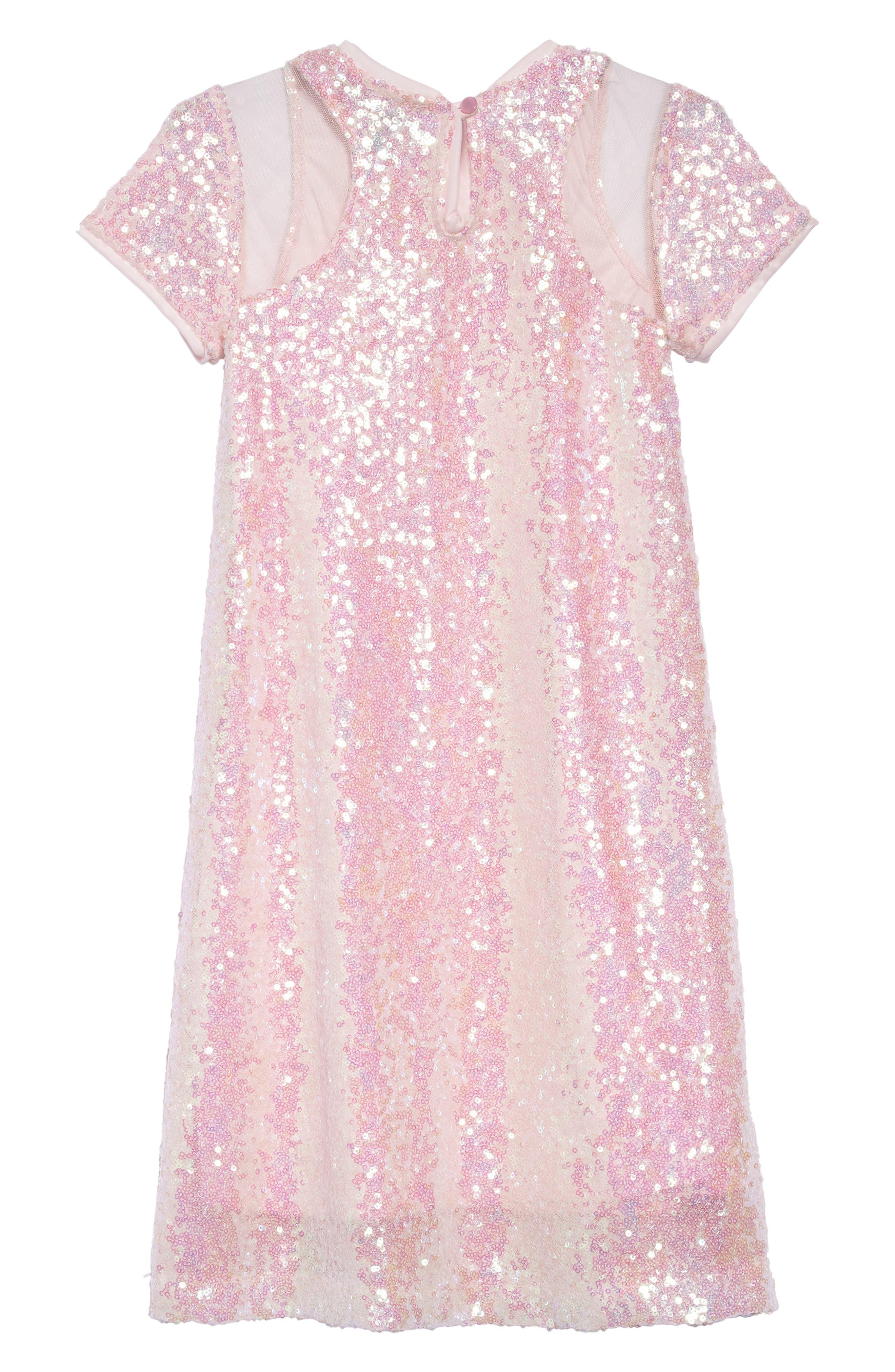 Sequin Sheath Dress,                             Alternate thumbnail 2, color,                             650
