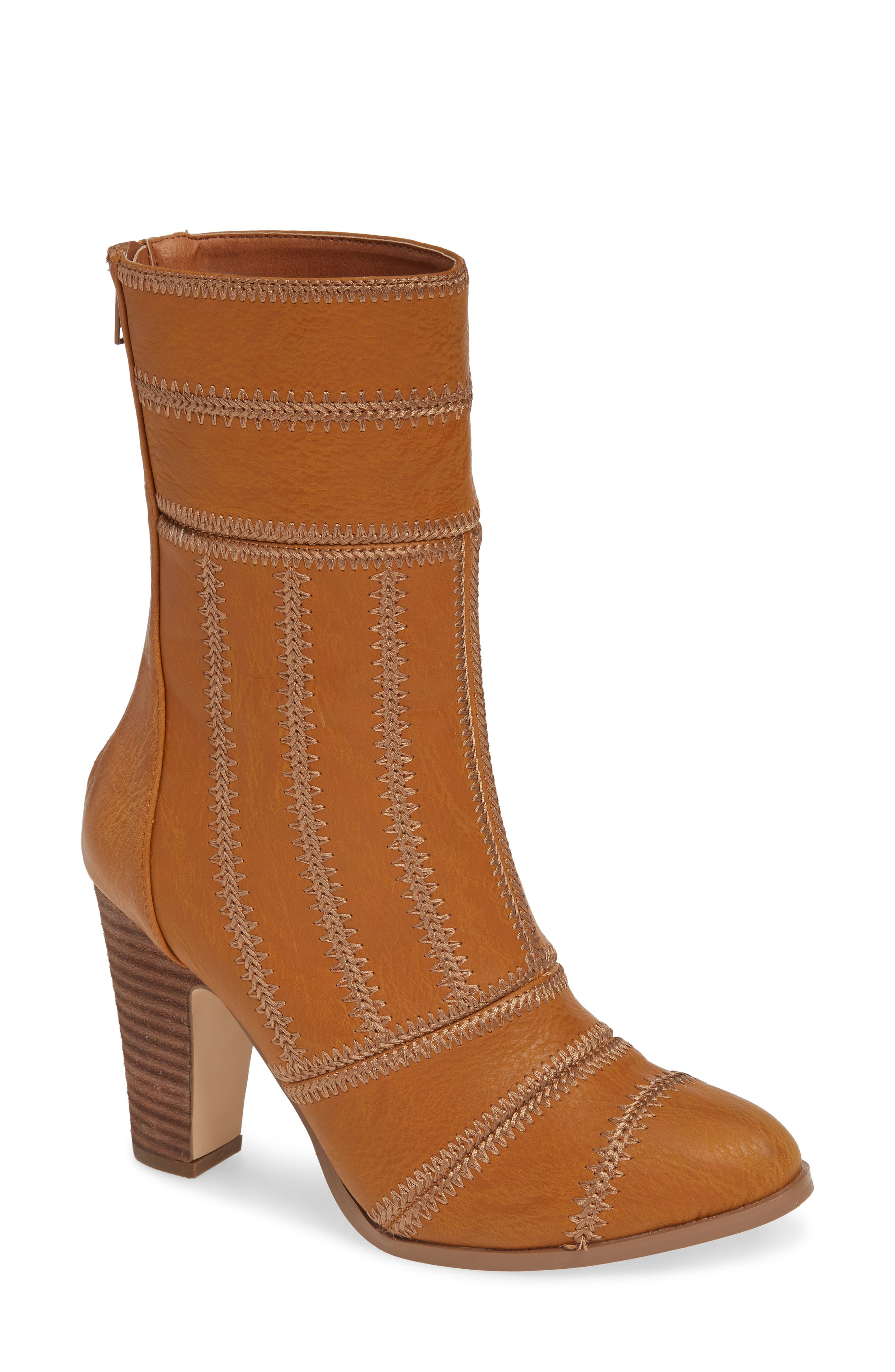 Coconuts By Matisse Carlin Bootie, Brown