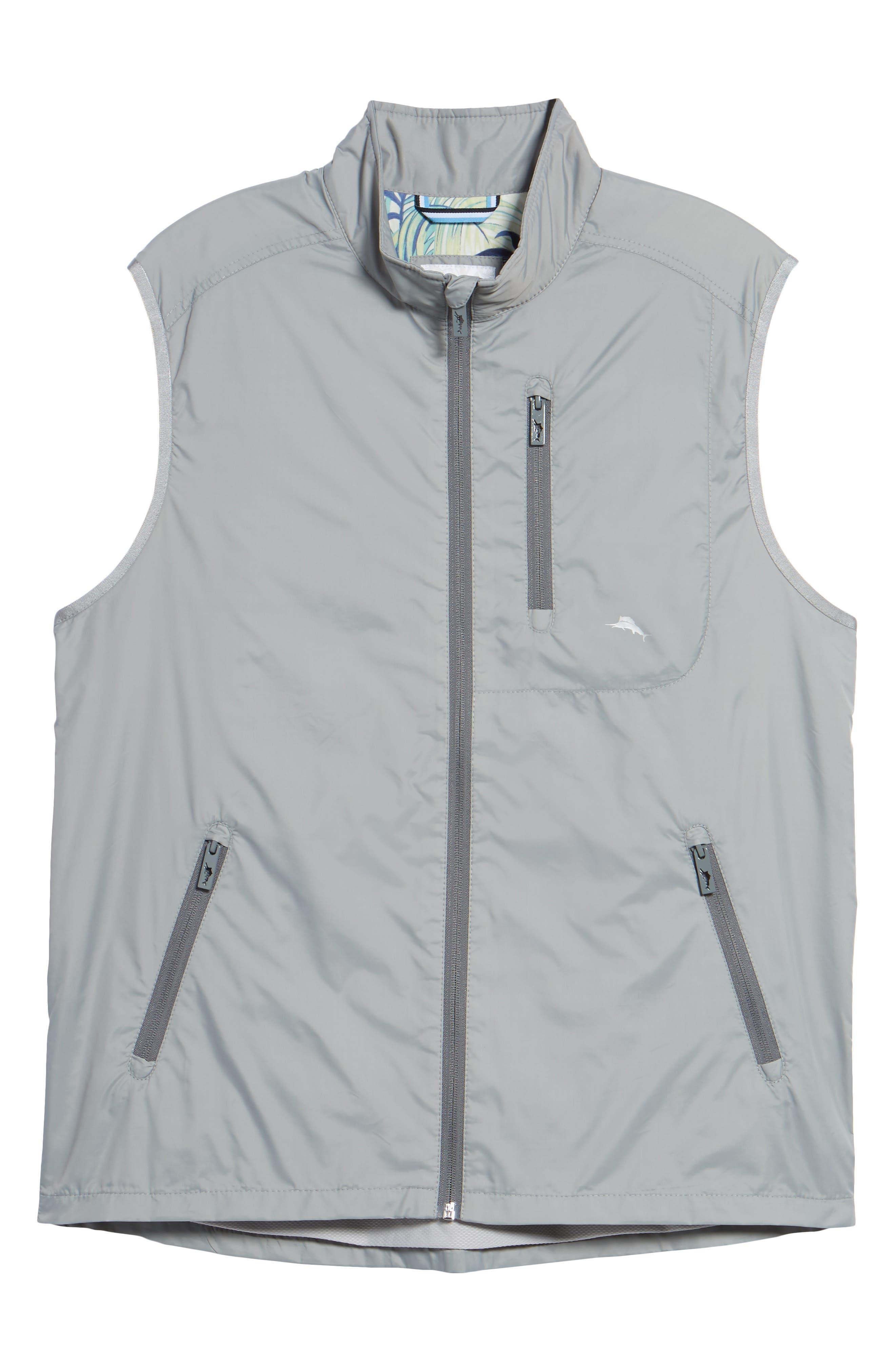Nine Iron Vest,                             Alternate thumbnail 5, color,                             BALA SHARK