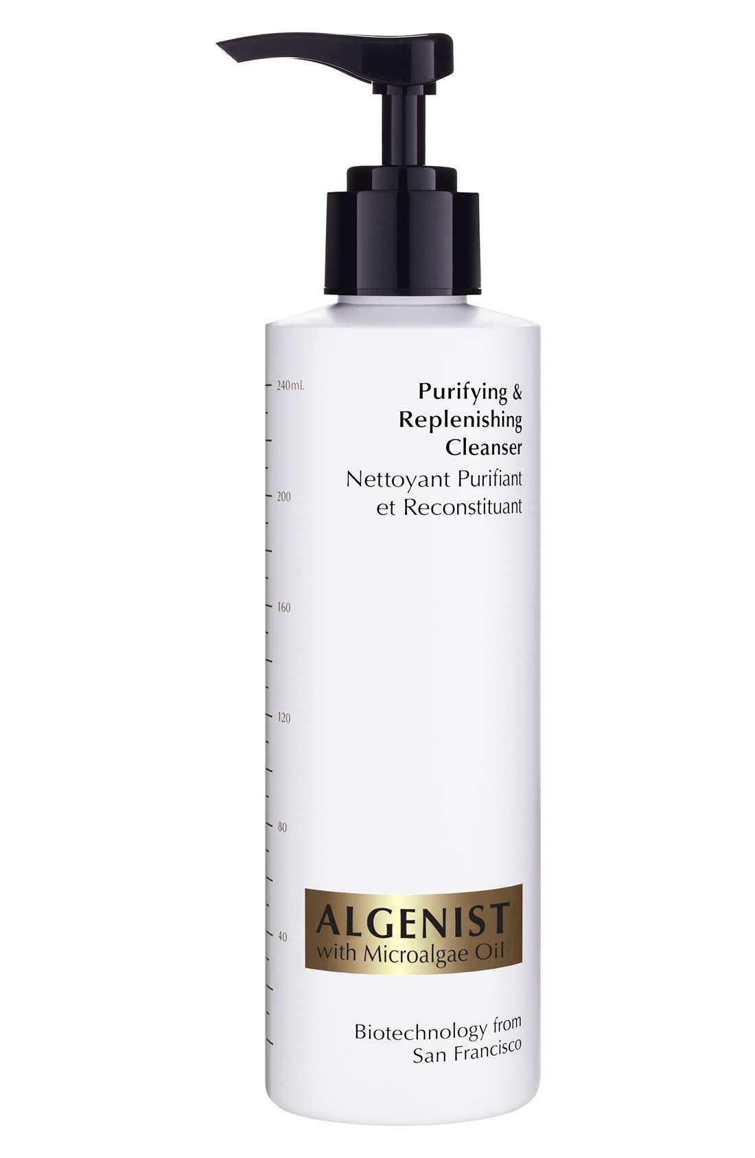'Purifying & Replenishing' Cleanser,                             Main thumbnail 1, color,                             NO COLOR