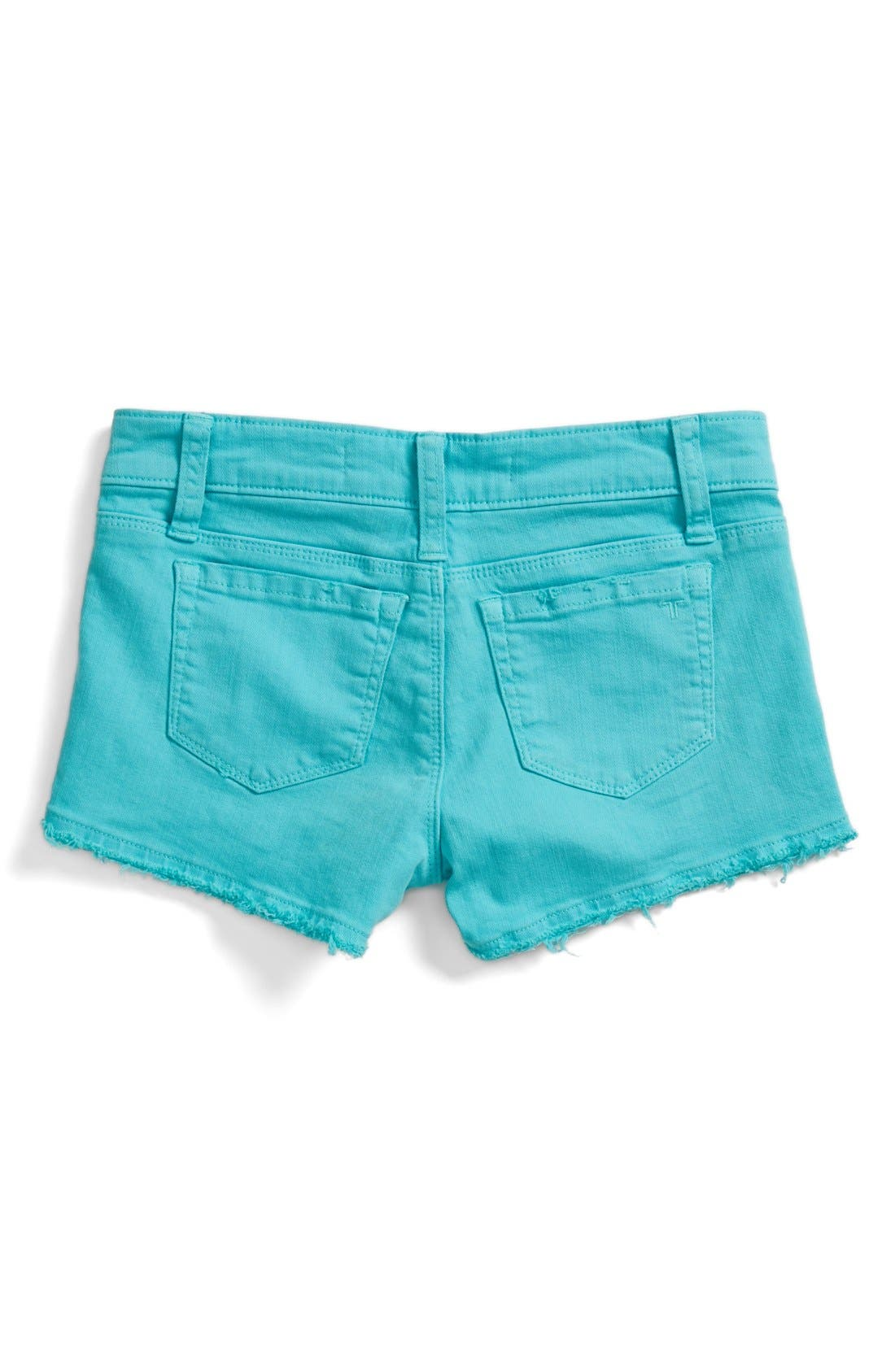 Frayed Shorts,                         Main,                         color, 400