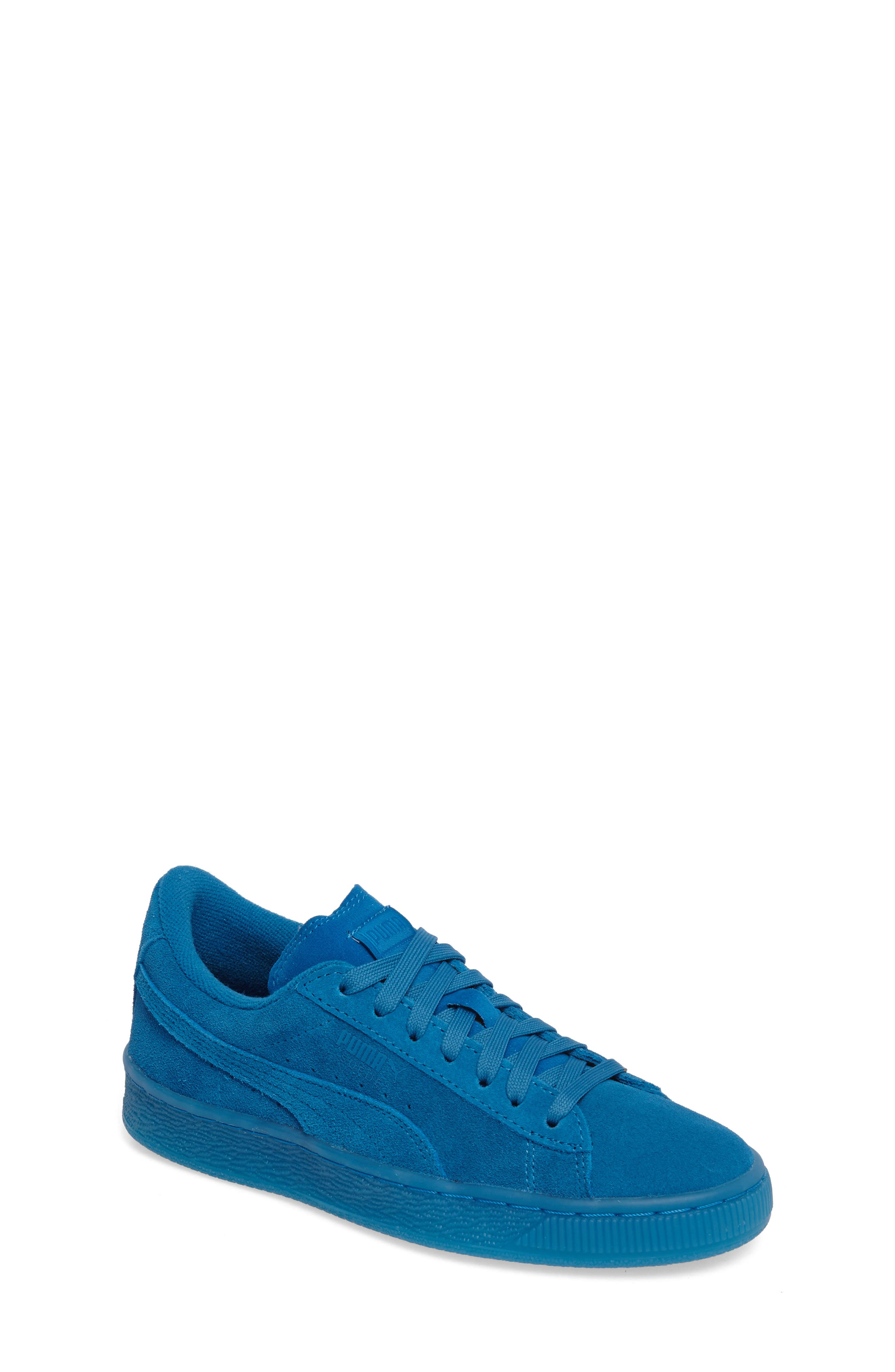 'Suede Iced' Sneaker,                             Main thumbnail 1, color,                             460