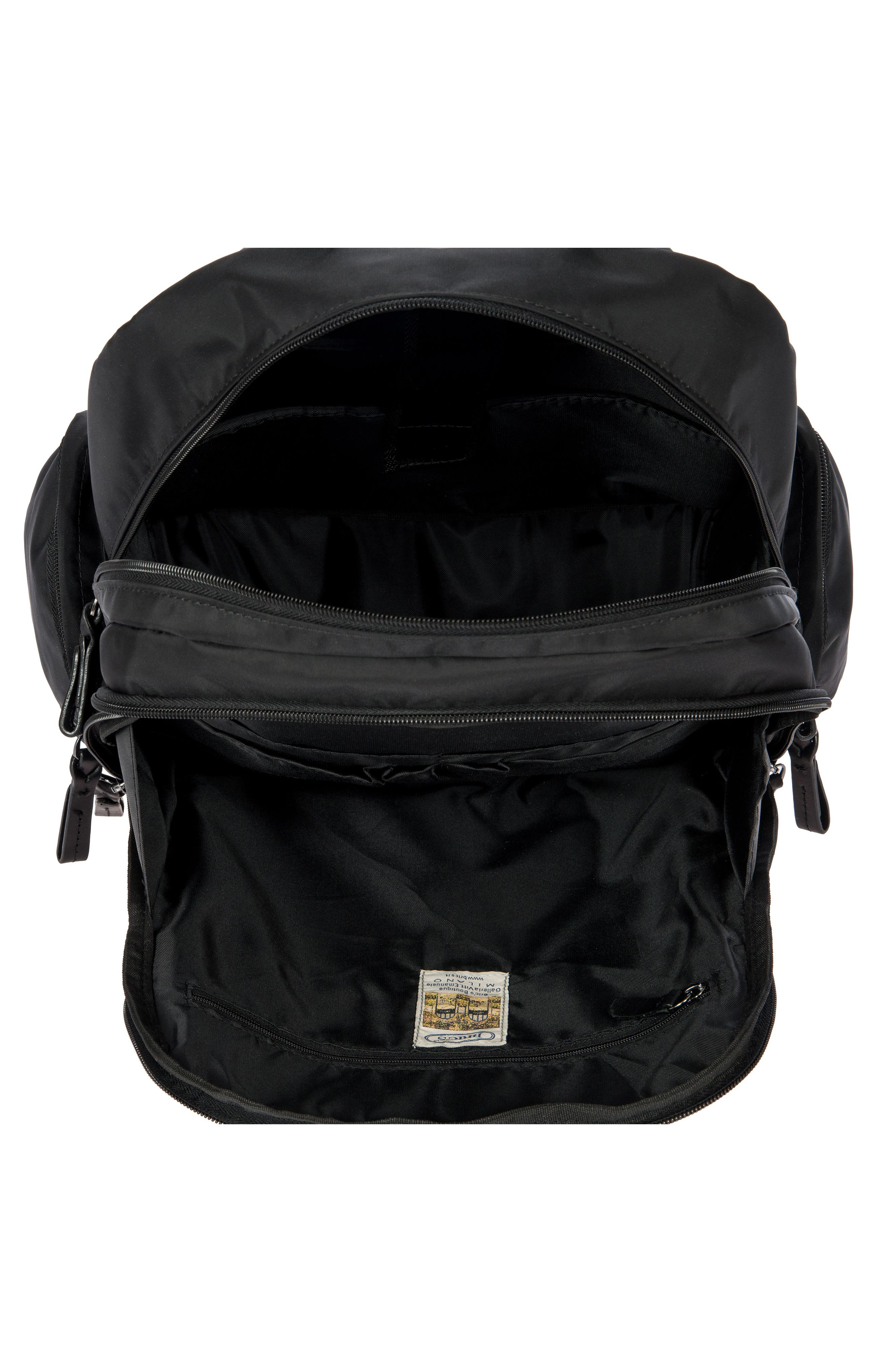 X-Travel Nomad Backpack,                             Alternate thumbnail 3, color,                             001