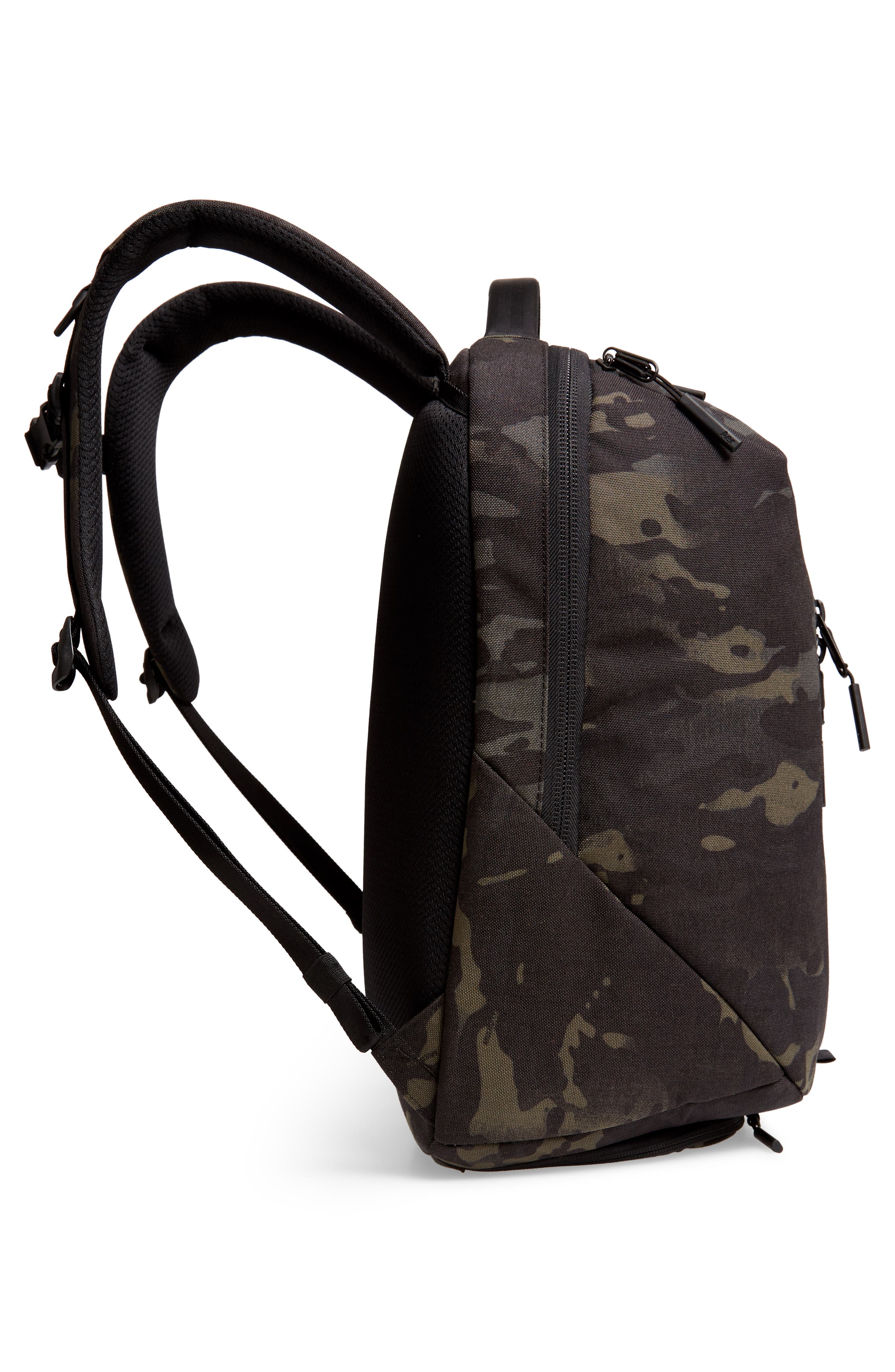 Fit Pack 2 Backpack,                             Alternate thumbnail 5, color,                             BLACK CAMO