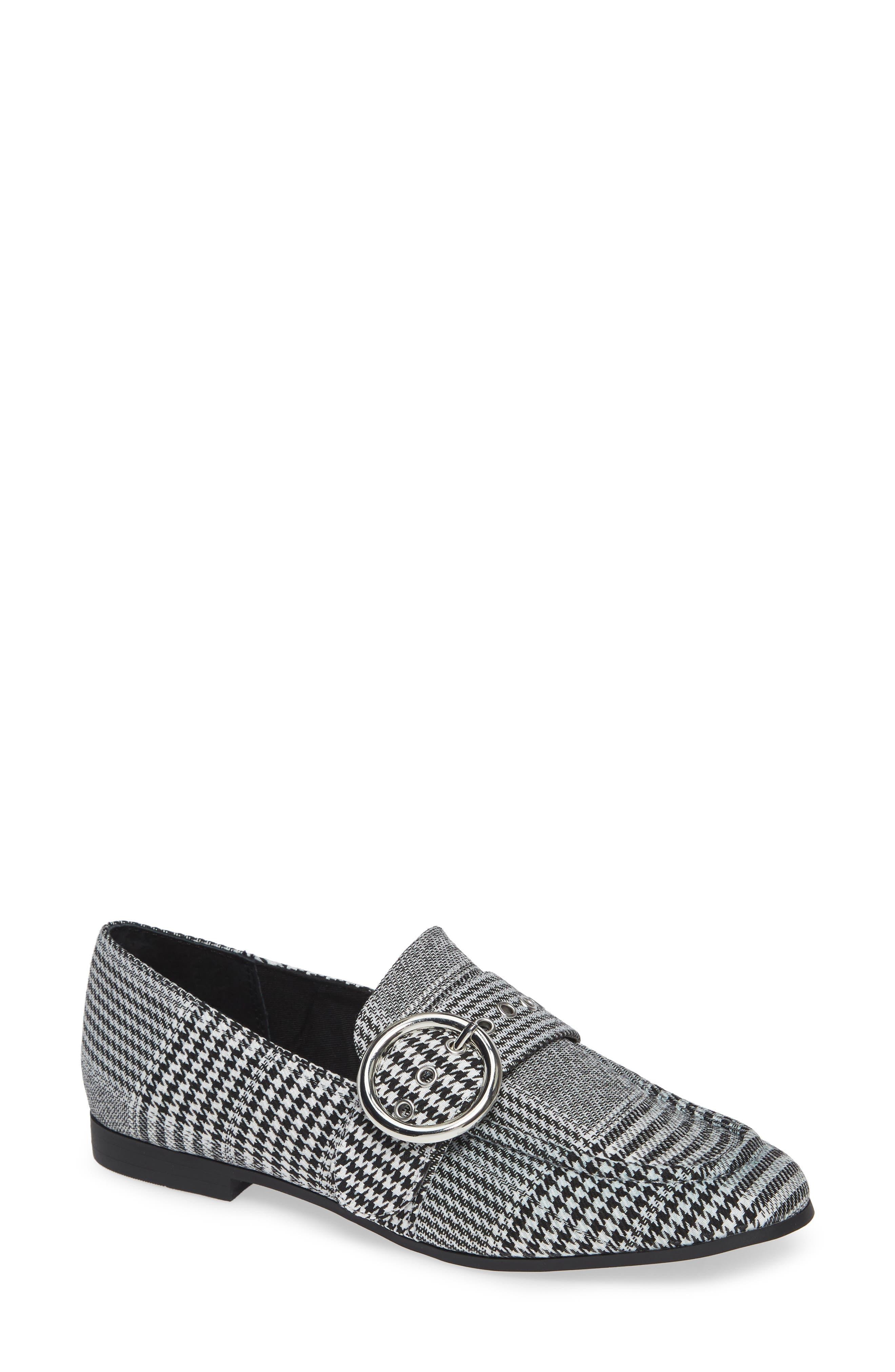 Balance Loafer,                         Main,                         color, BLACK