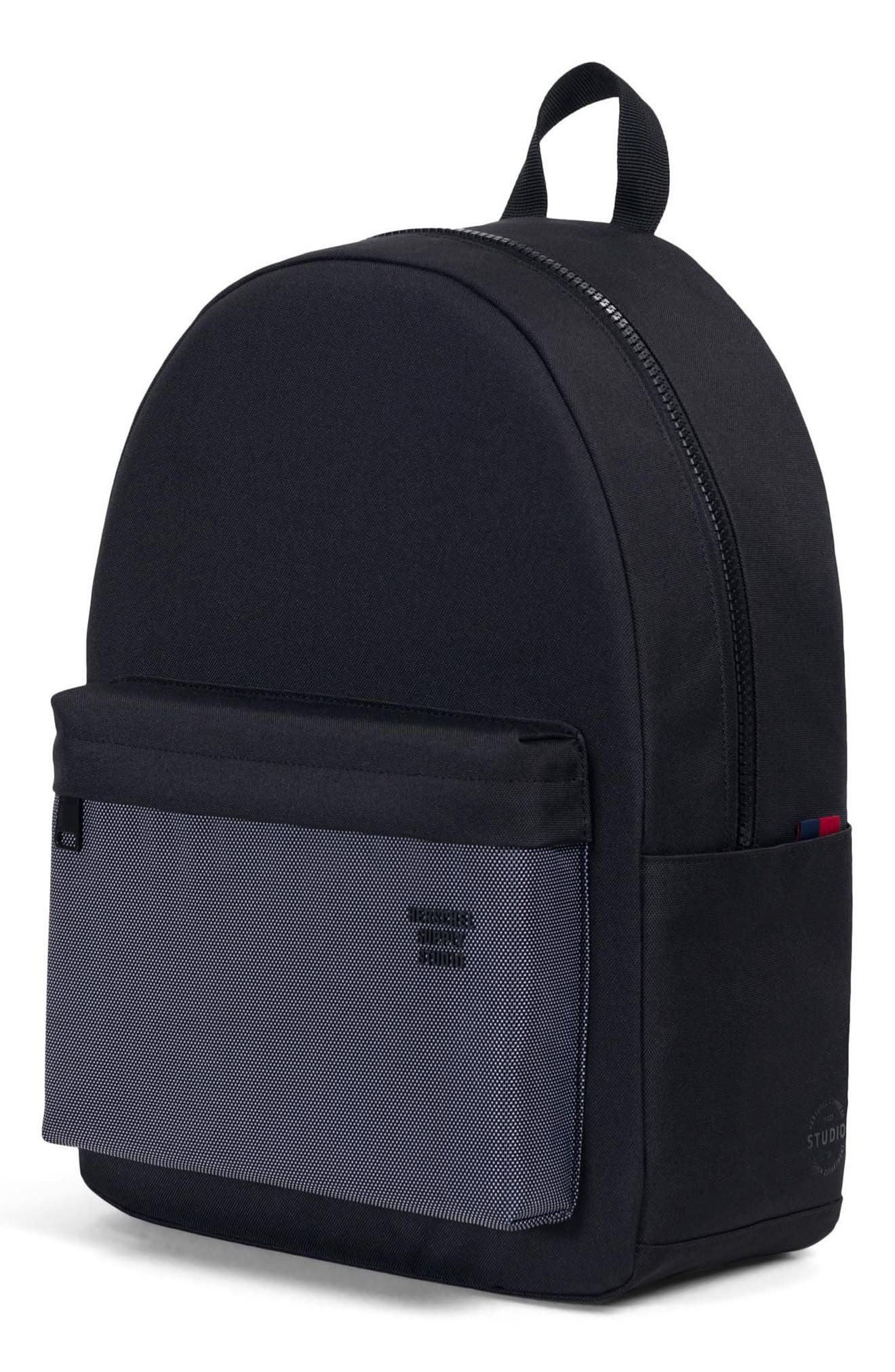 HERSCHEL SUPPLY CO.,                             Studio Winlaw XL Backpack,                             Alternate thumbnail 4, color,                             001