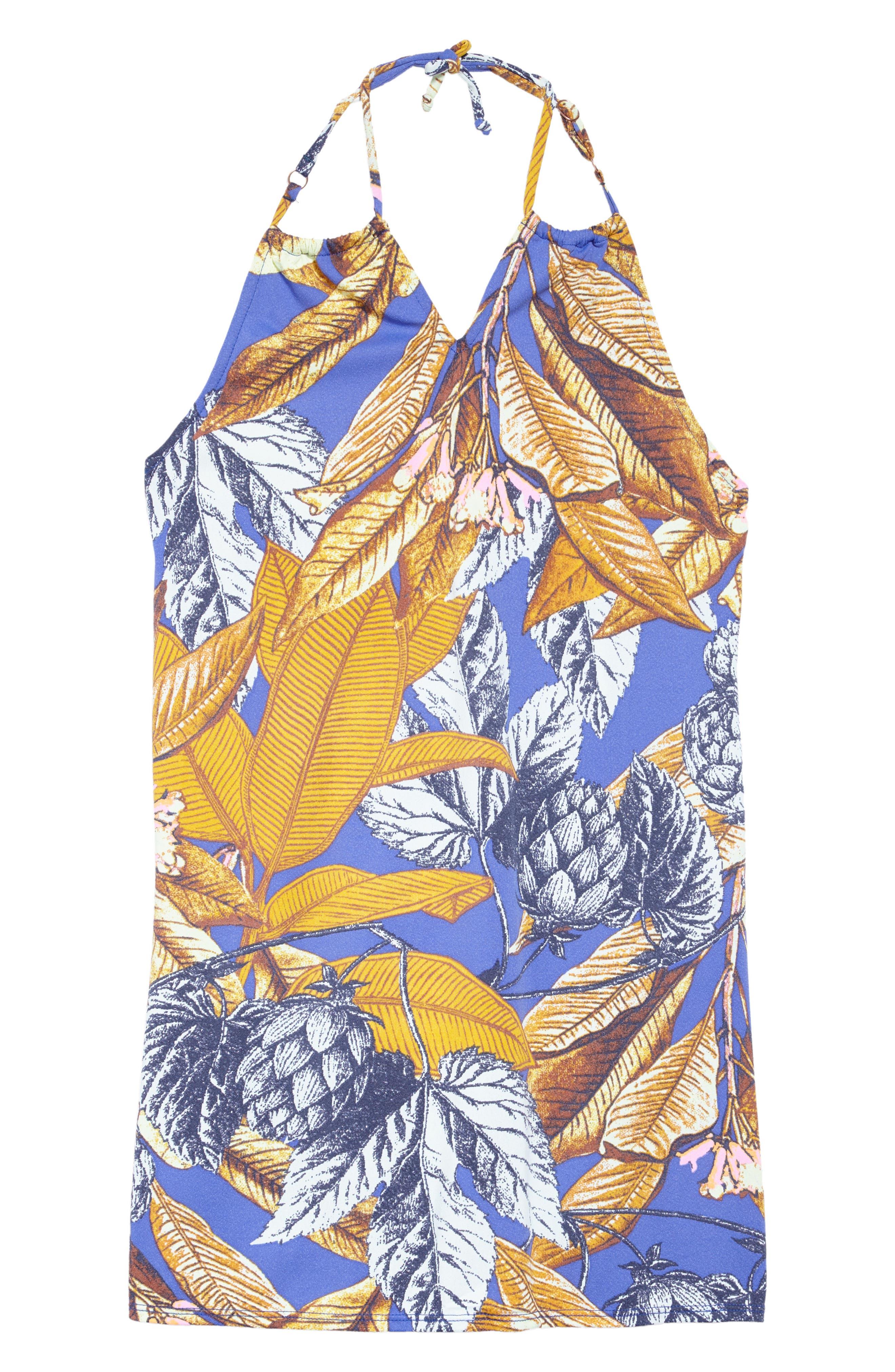 Ocean Call Cover-Up Dress,                             Main thumbnail 1, color,                             400