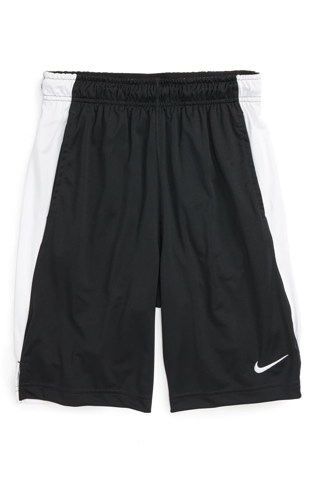 'Fly' Dri-FIT Training Shorts,                         Main,                         color,
